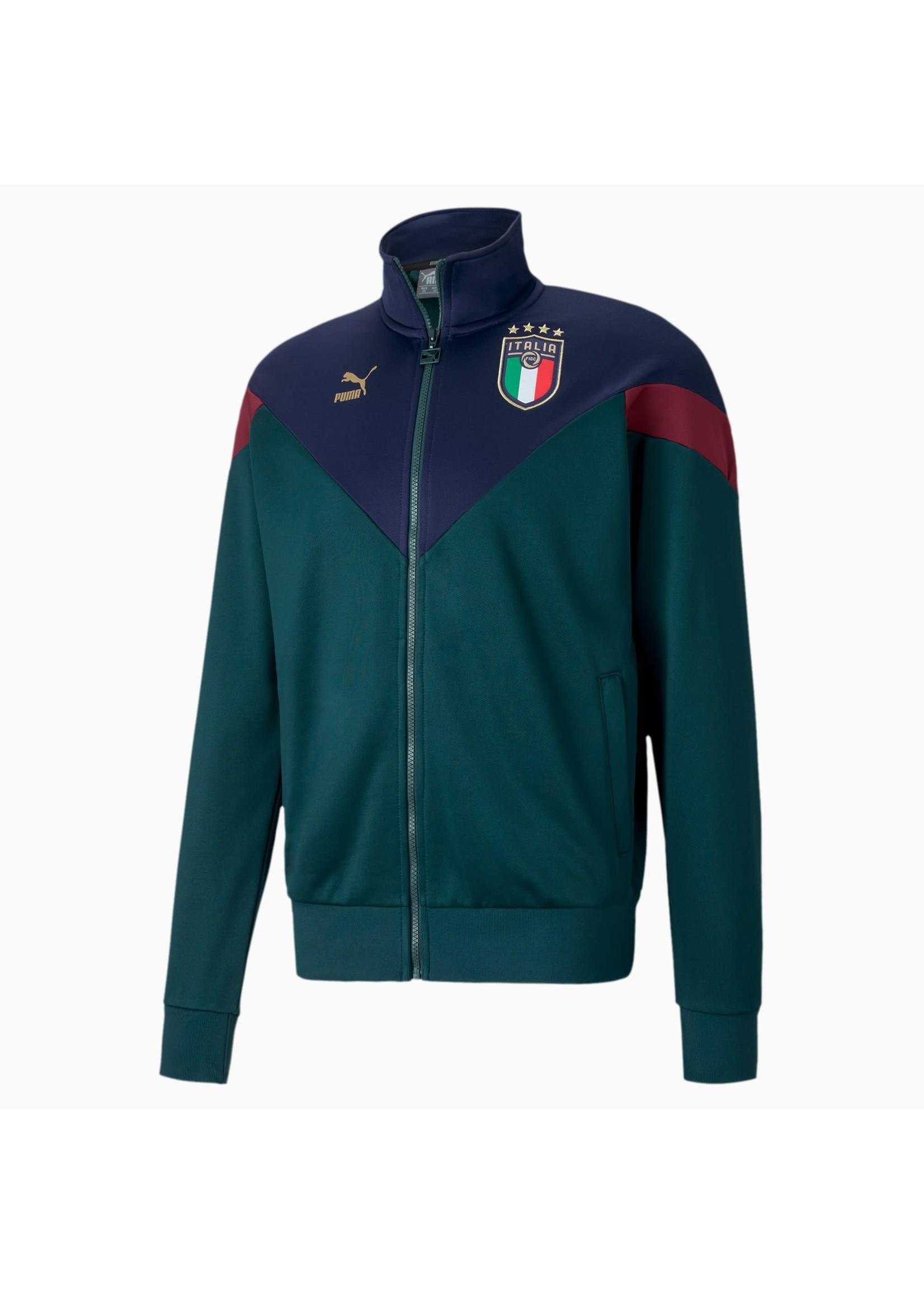 Puma Italy Track Jacket - Full Zip - 756659 02