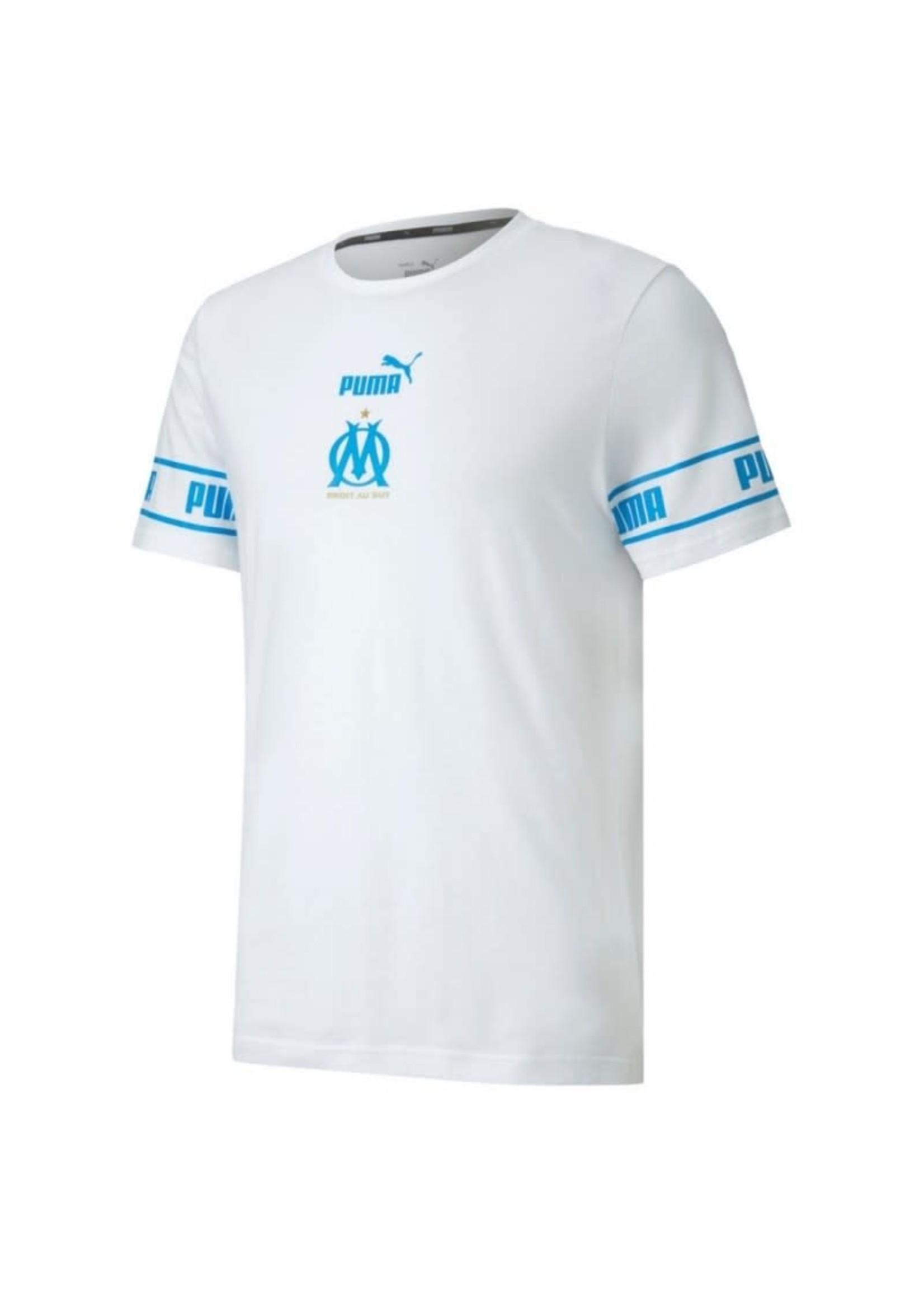 Puma Olympique de Marseille T-Shirt - 20/21 Home