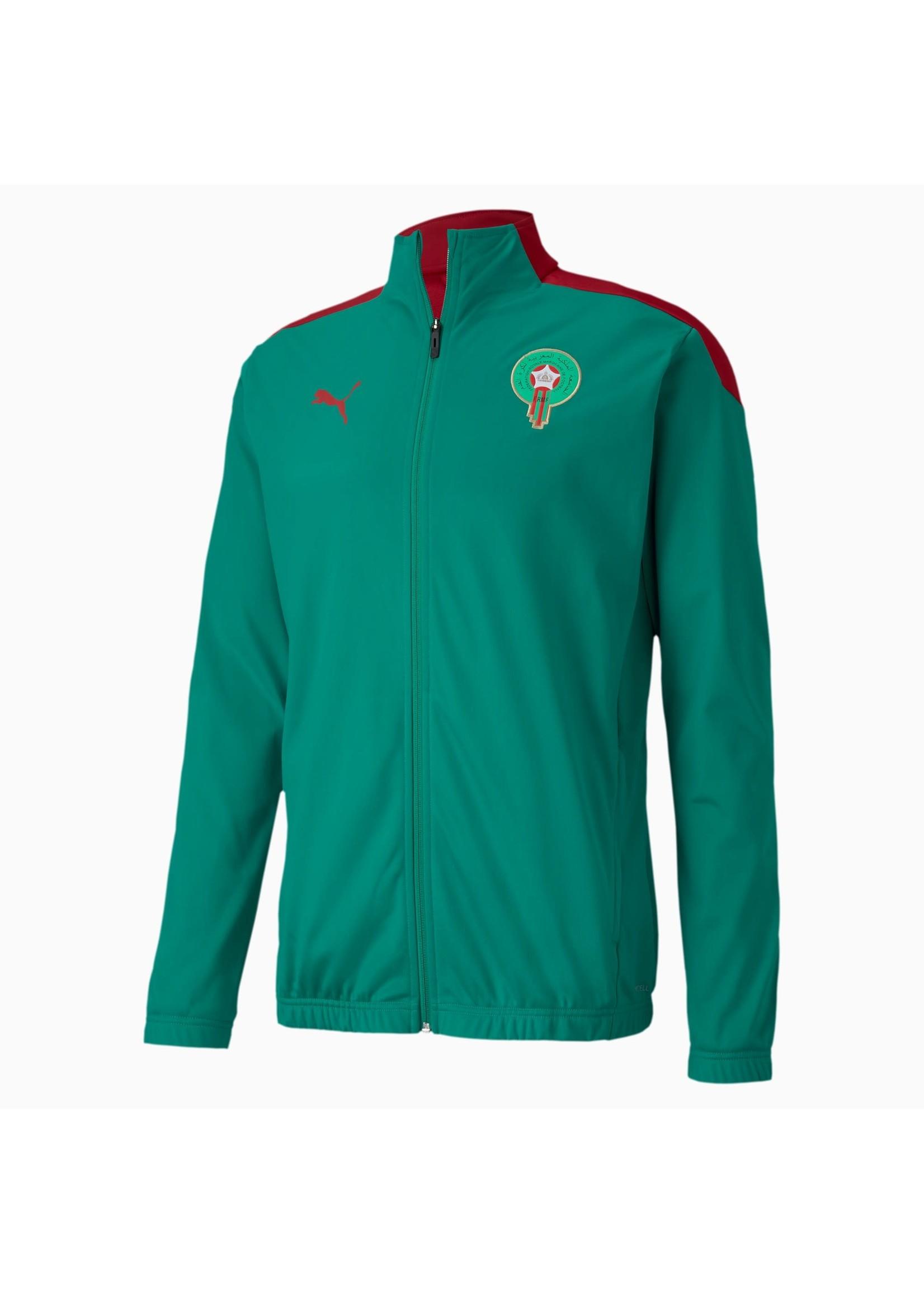 Puma Morocco Track Jacket - Full Zip - 757666 05