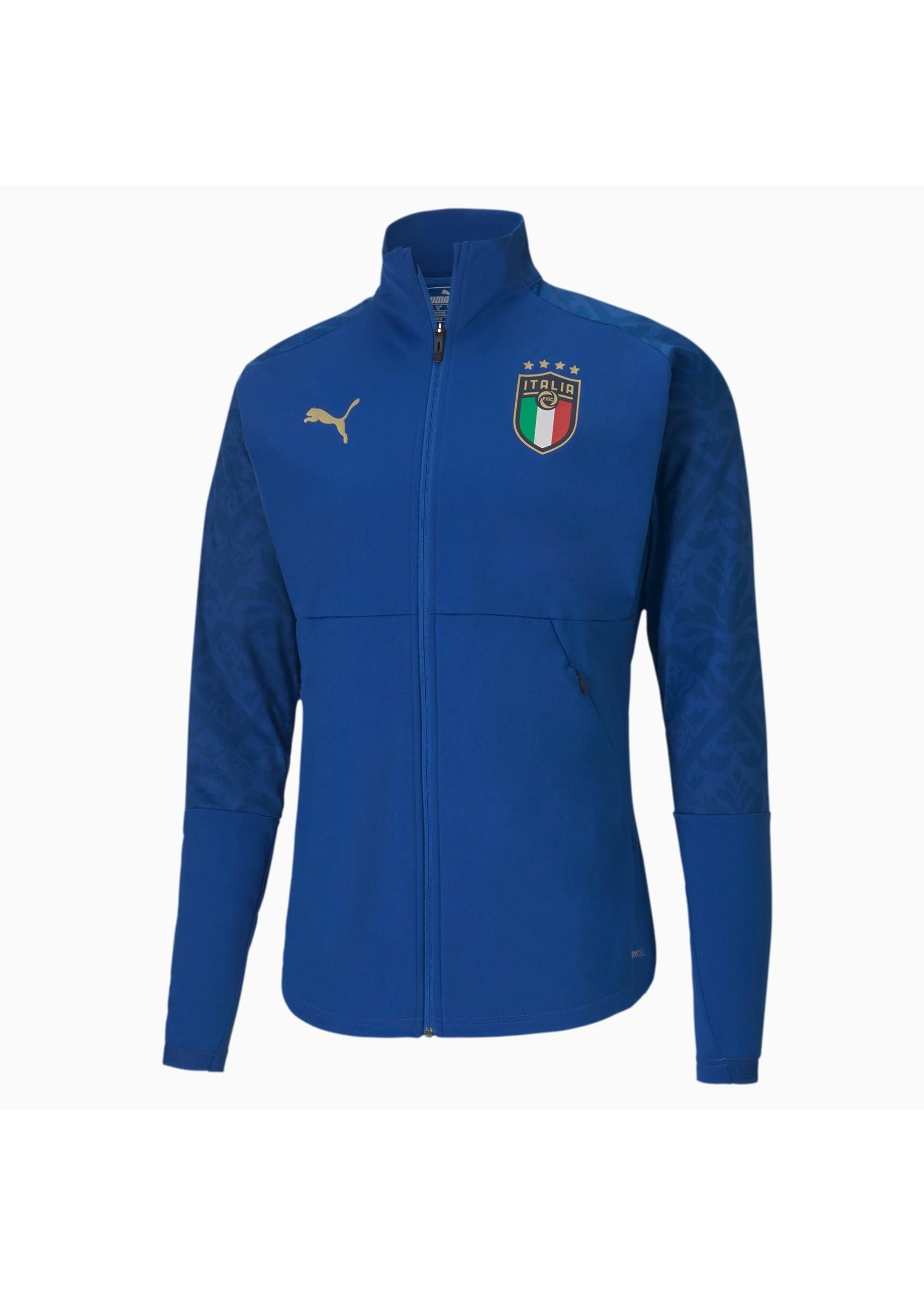 Puma Italy Track Jacket - Full Zip - 757951 01
