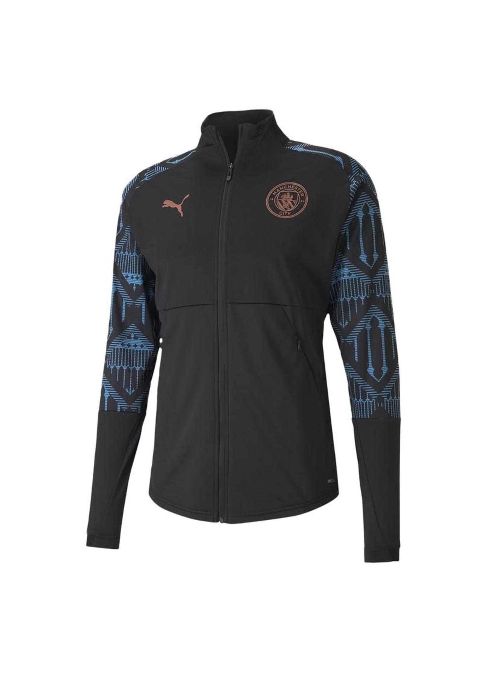 Puma Manchester City Stadium Track Jacket - 20/21 Away