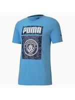Puma Manchester City Graphic T-Shirt