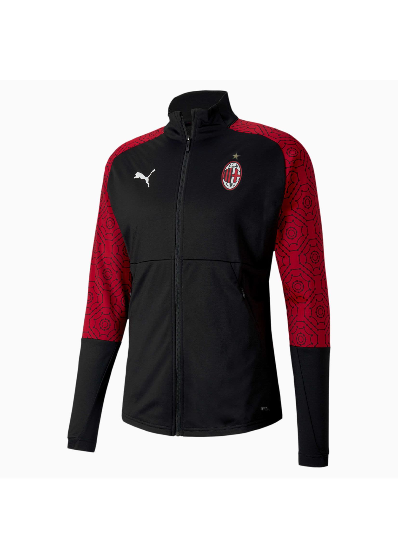 Puma AC Milan Stadium Track Jacket - 20/21 Home