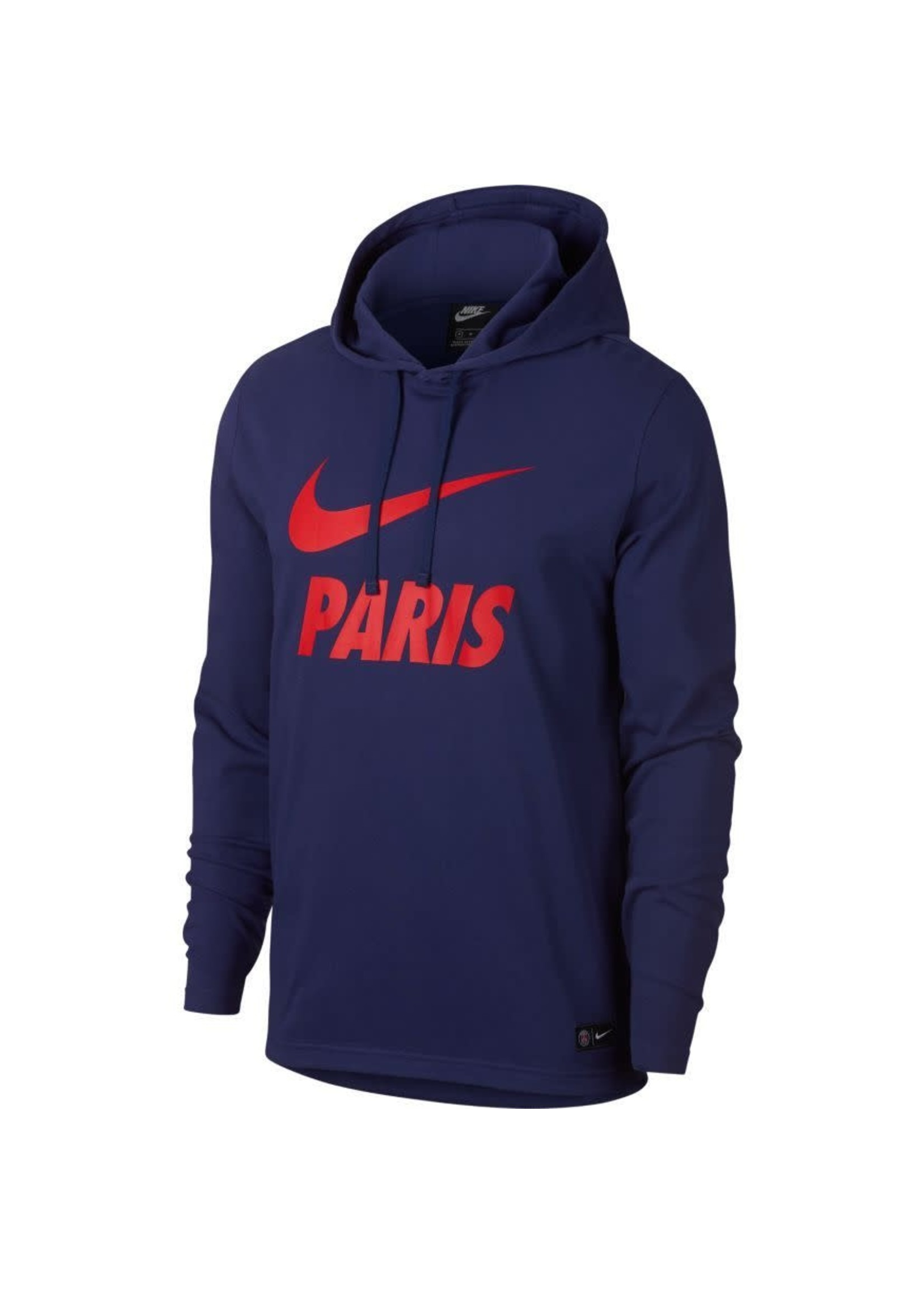 Nike Paris Saint-Germain Hoodie - Navy/Red