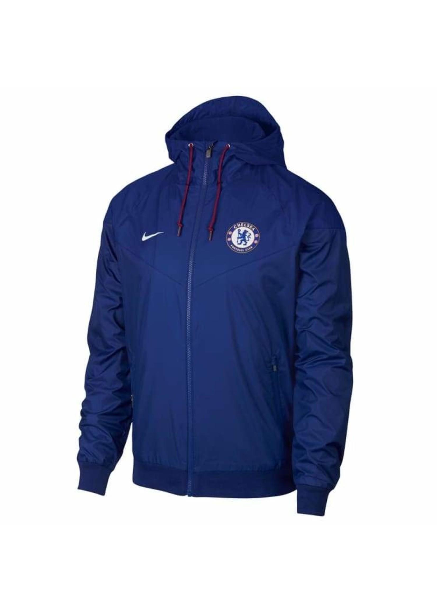 Nike Chelsea Windbreaker Full Zip - Blue