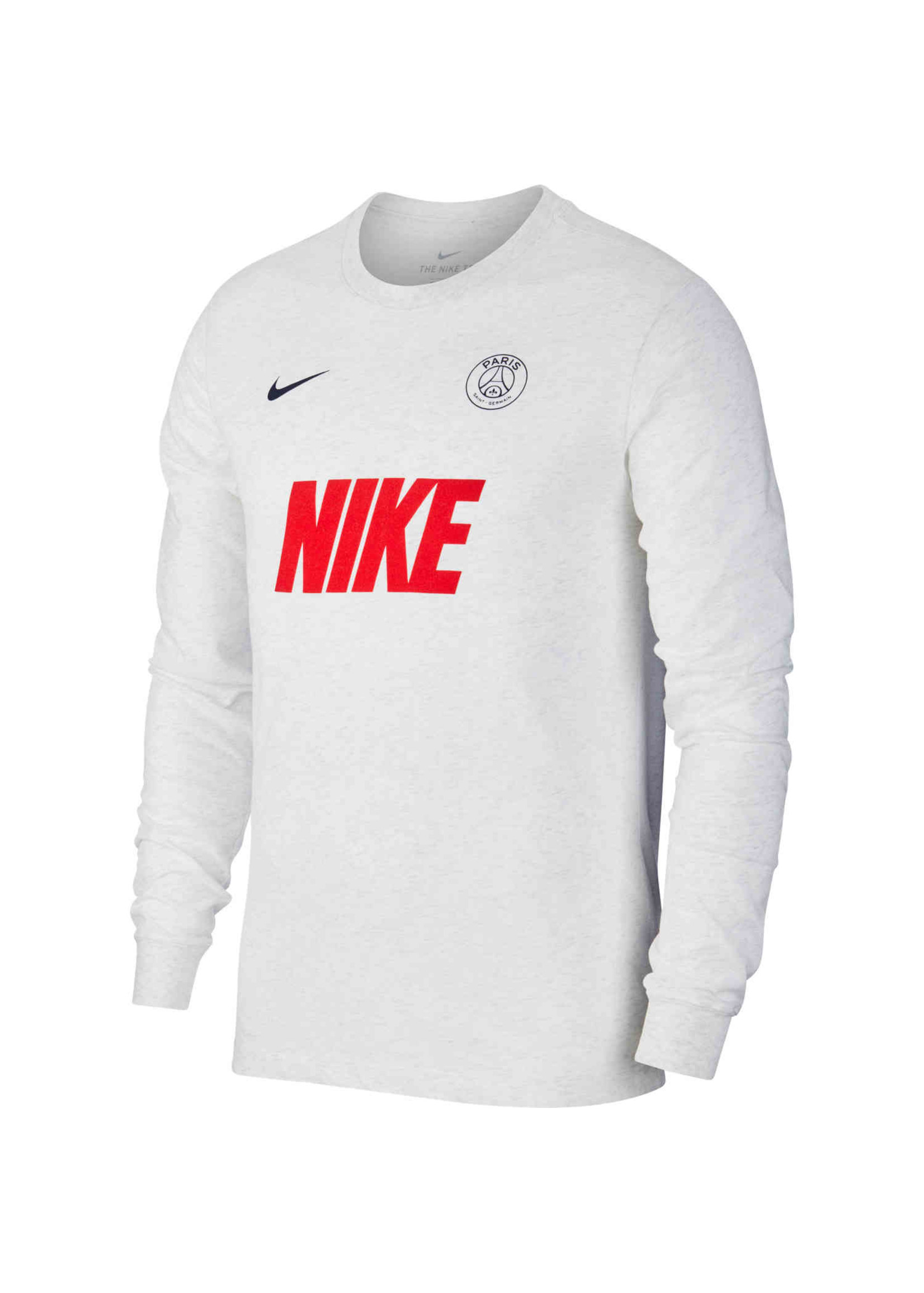 Nike Paris Saint-Germain Long Sleeve T-Shirt
