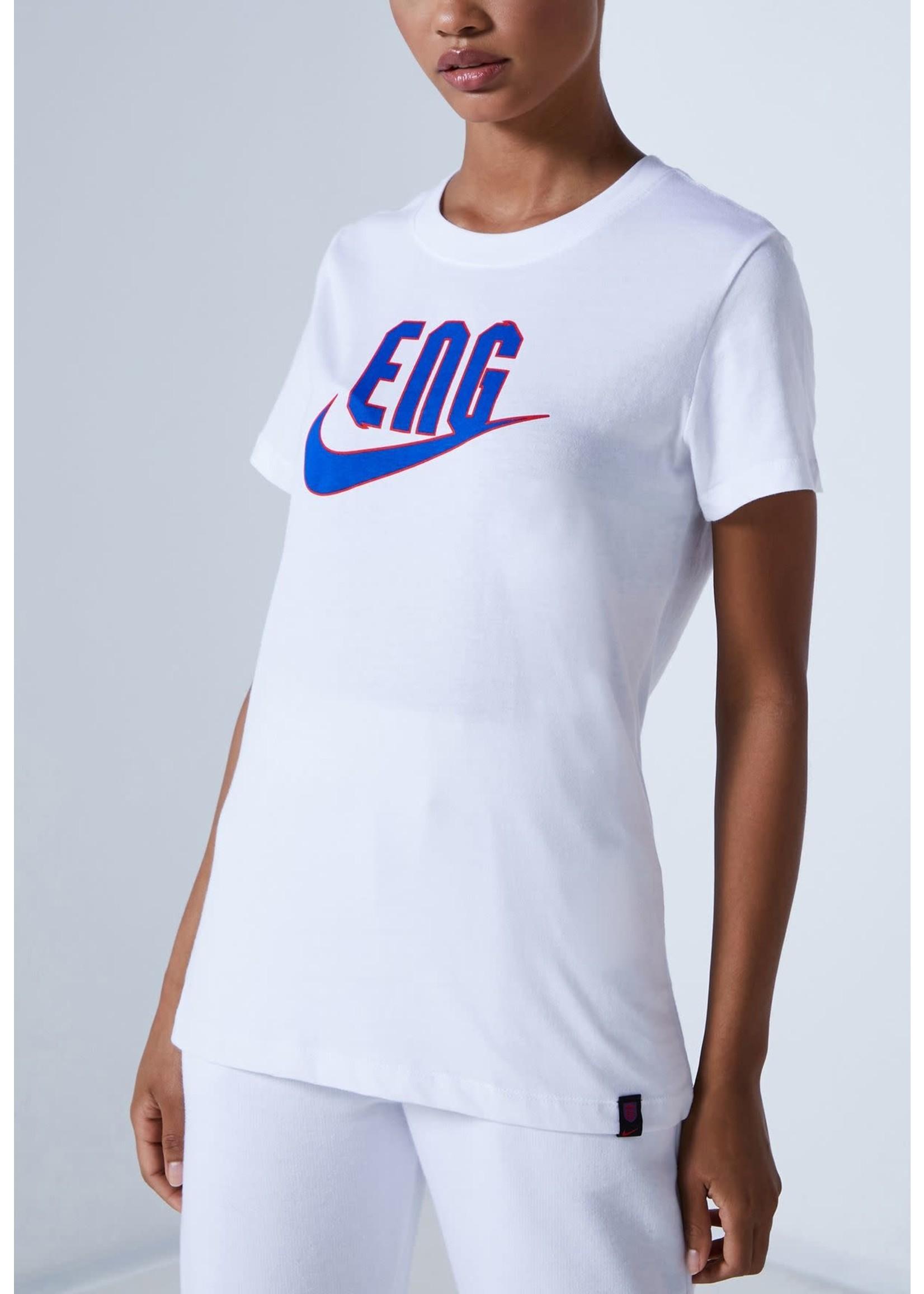 Nike England T-Shirt - Womens - CD1443-100