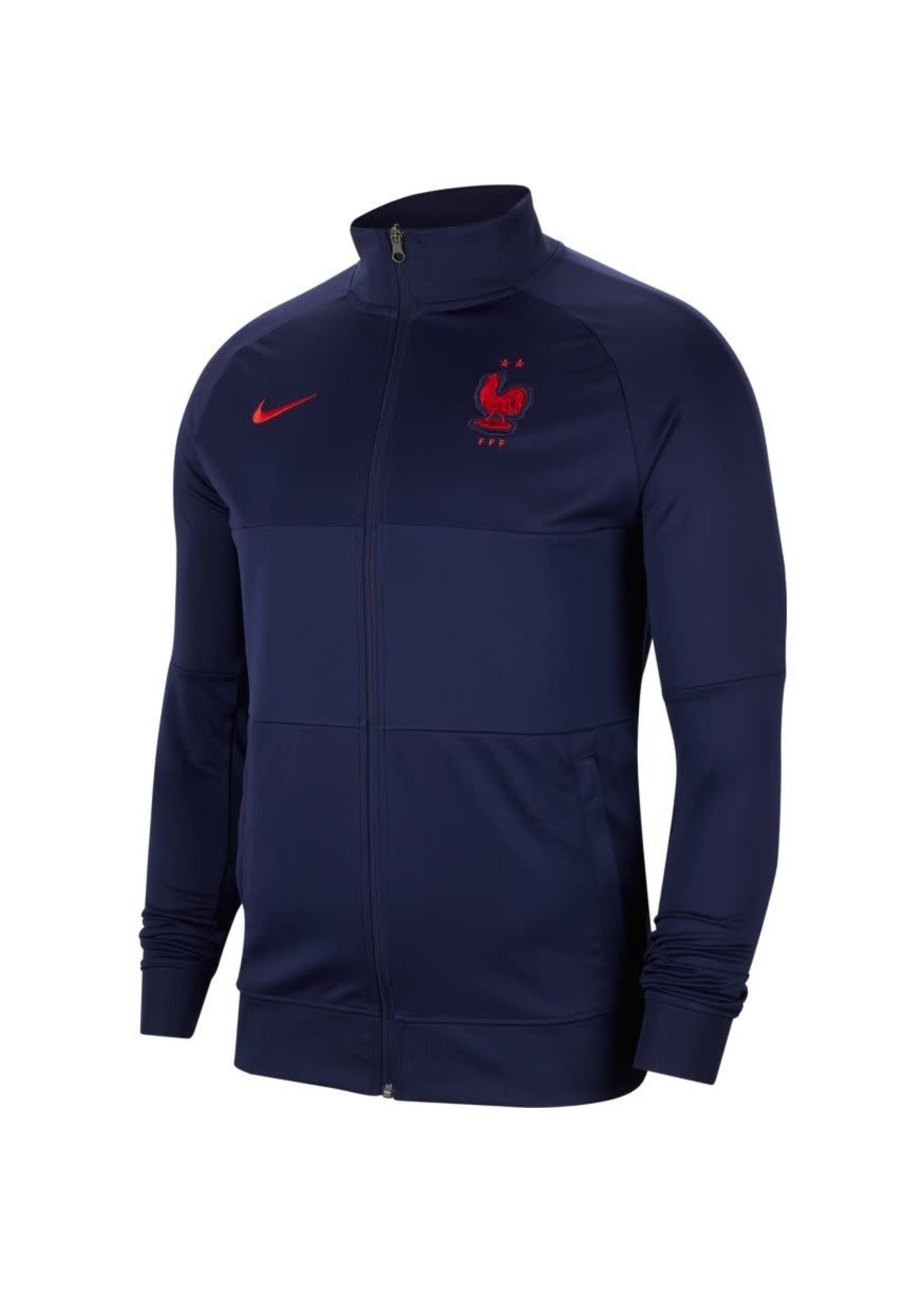 Nike France Anthem Track Jacket - Full Zip