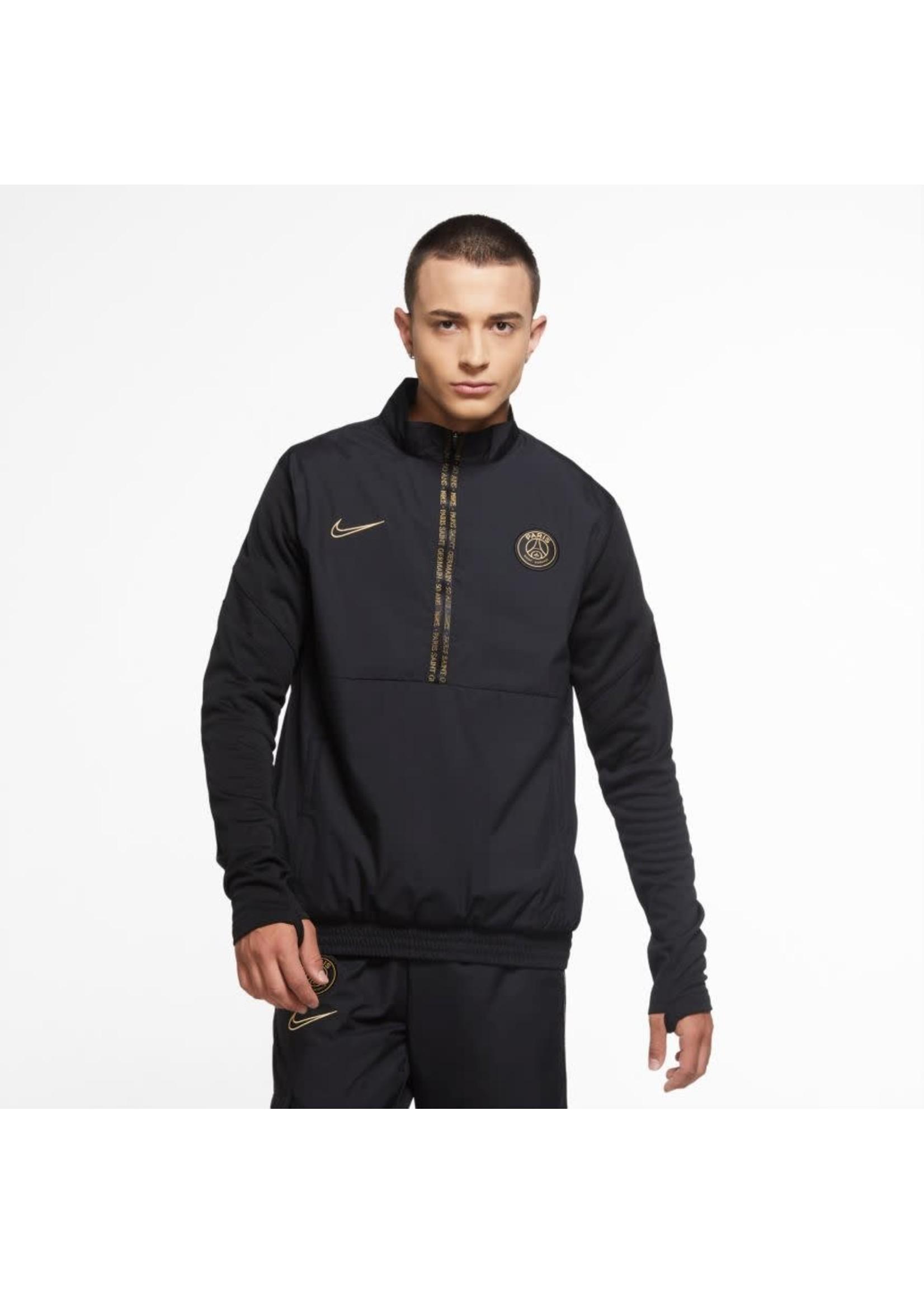 Nike Paris Saint-Germain 1/4 Zip Jacket