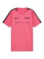 Nike Kylian Mbappe Mercurial Pink Training Jersey Youth
