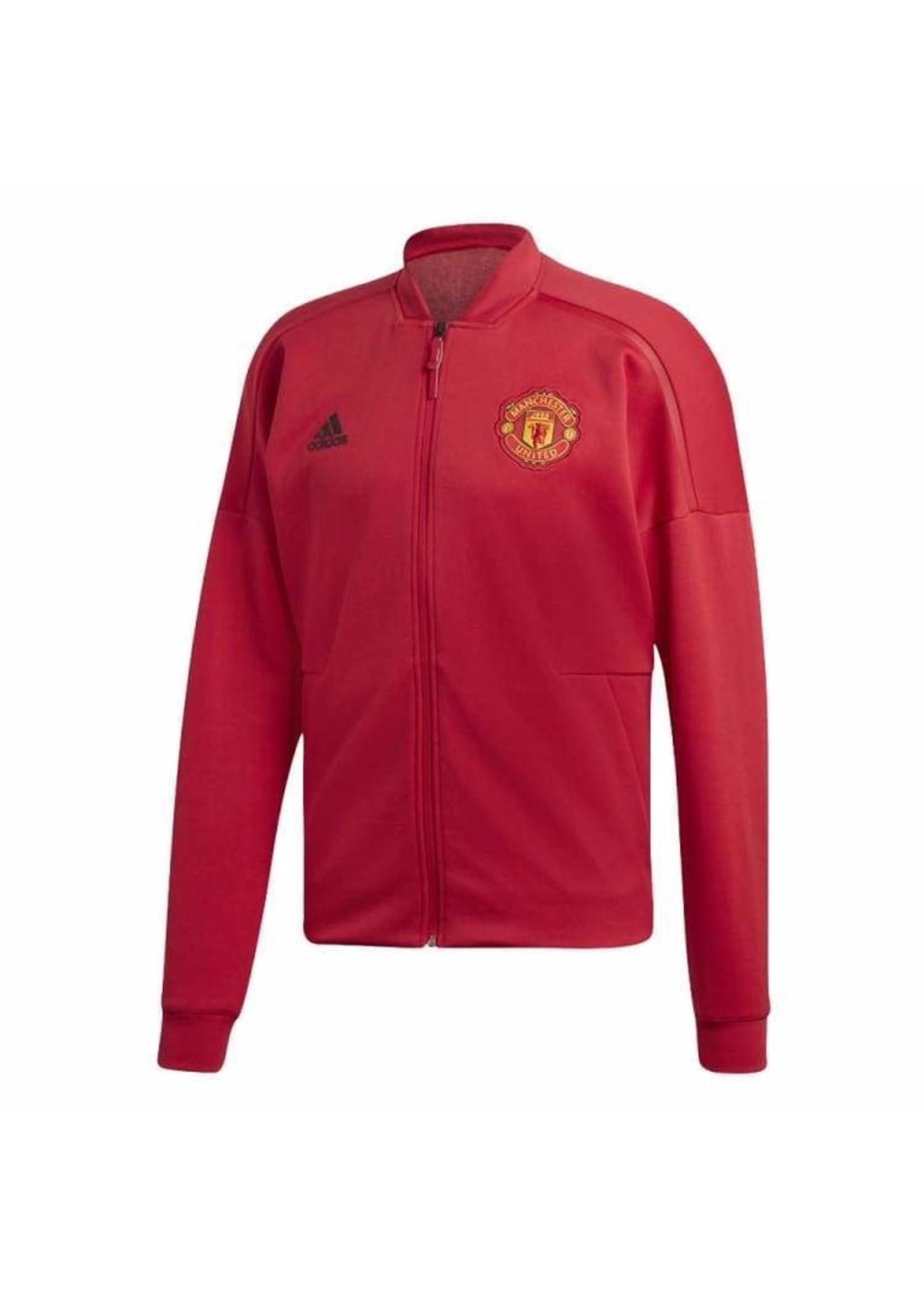 Adidas Manchester United ZNE Track Jacket