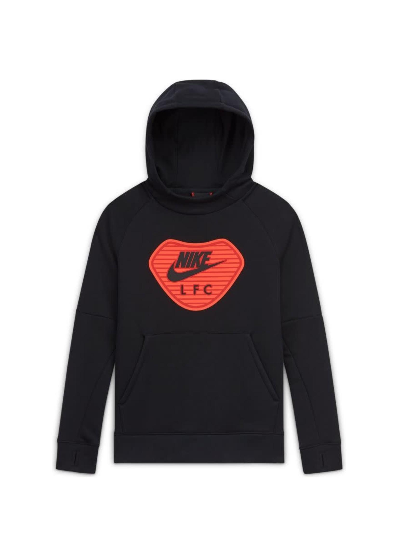 Nike Liverpool Fleece Pullover Hoodie