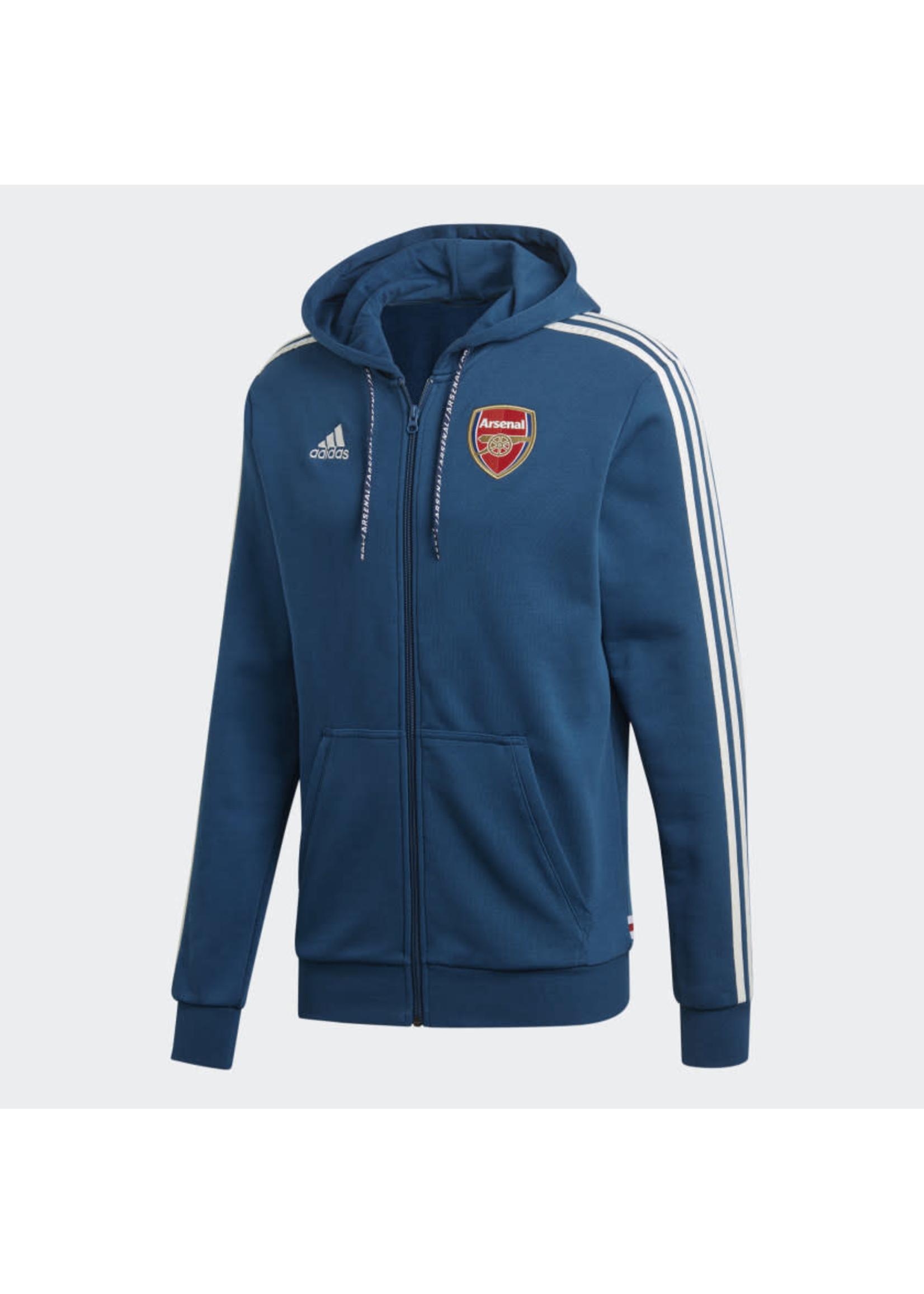 Adidas Arsenal Full Zip Hoodie