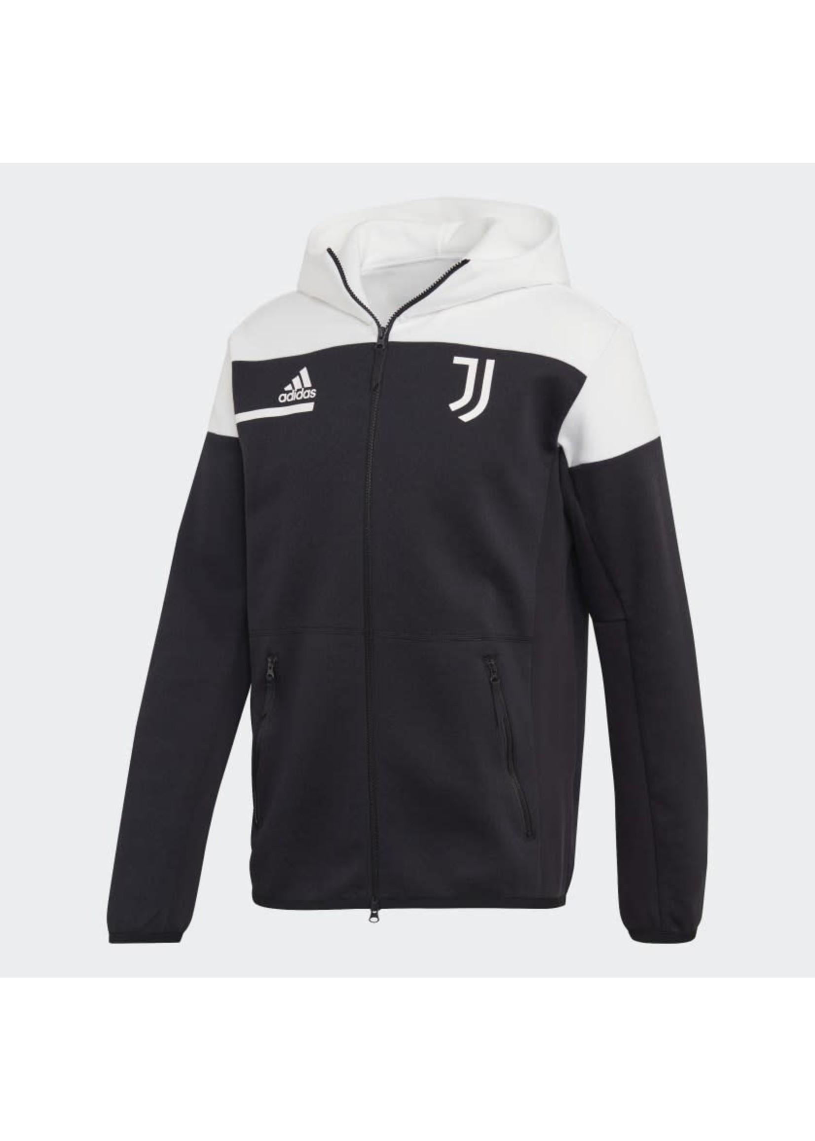Adidas Juventus Hoodie - Full Zip - GN5452