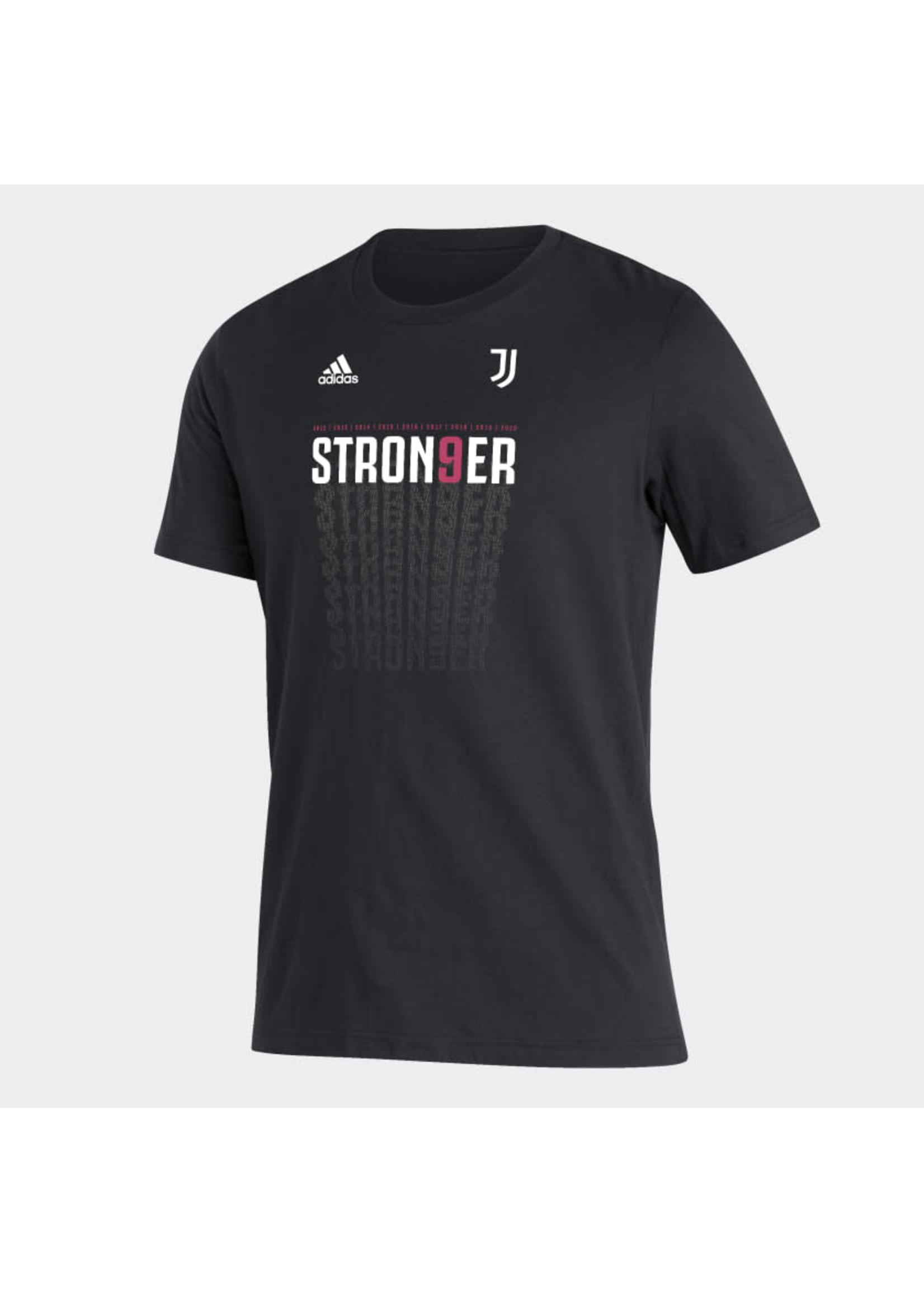 Adidas Juventus T-Shirt - 9 Time Champions