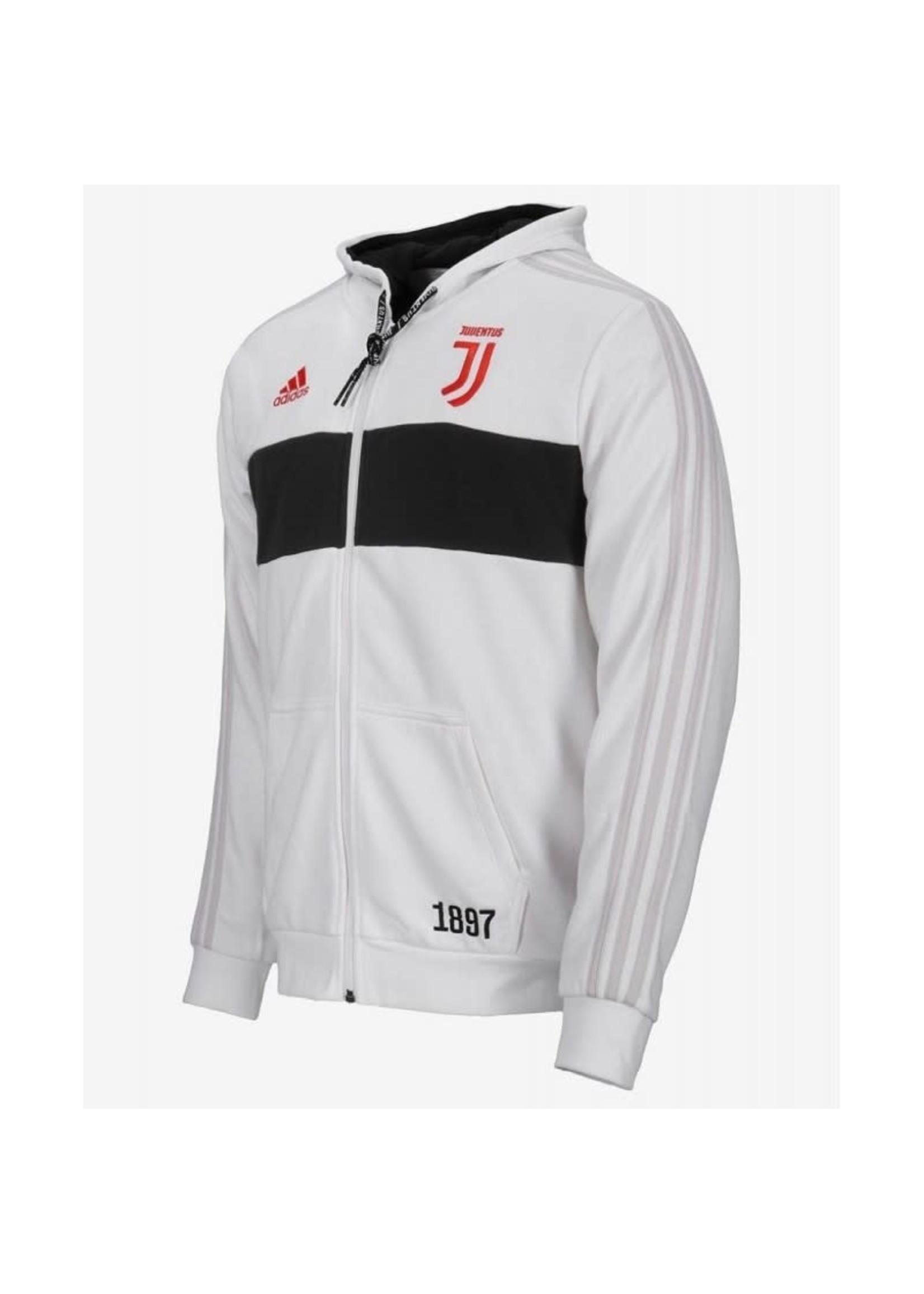 Adidas Juventus Hoodie - Full Zip - EJ9718