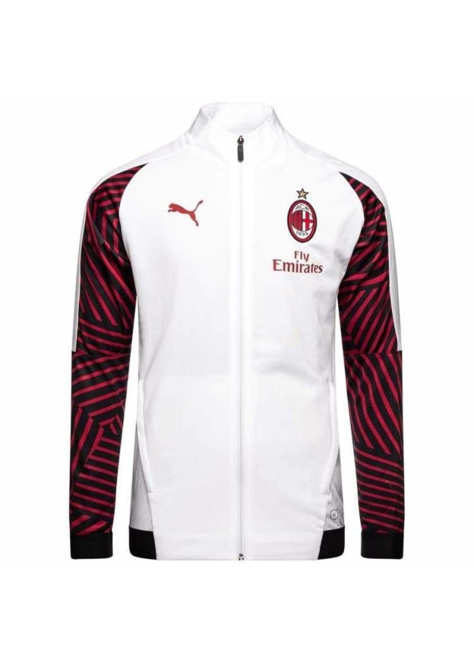 Puma AC Milan Stadium Track Jacket - 19/20 Home