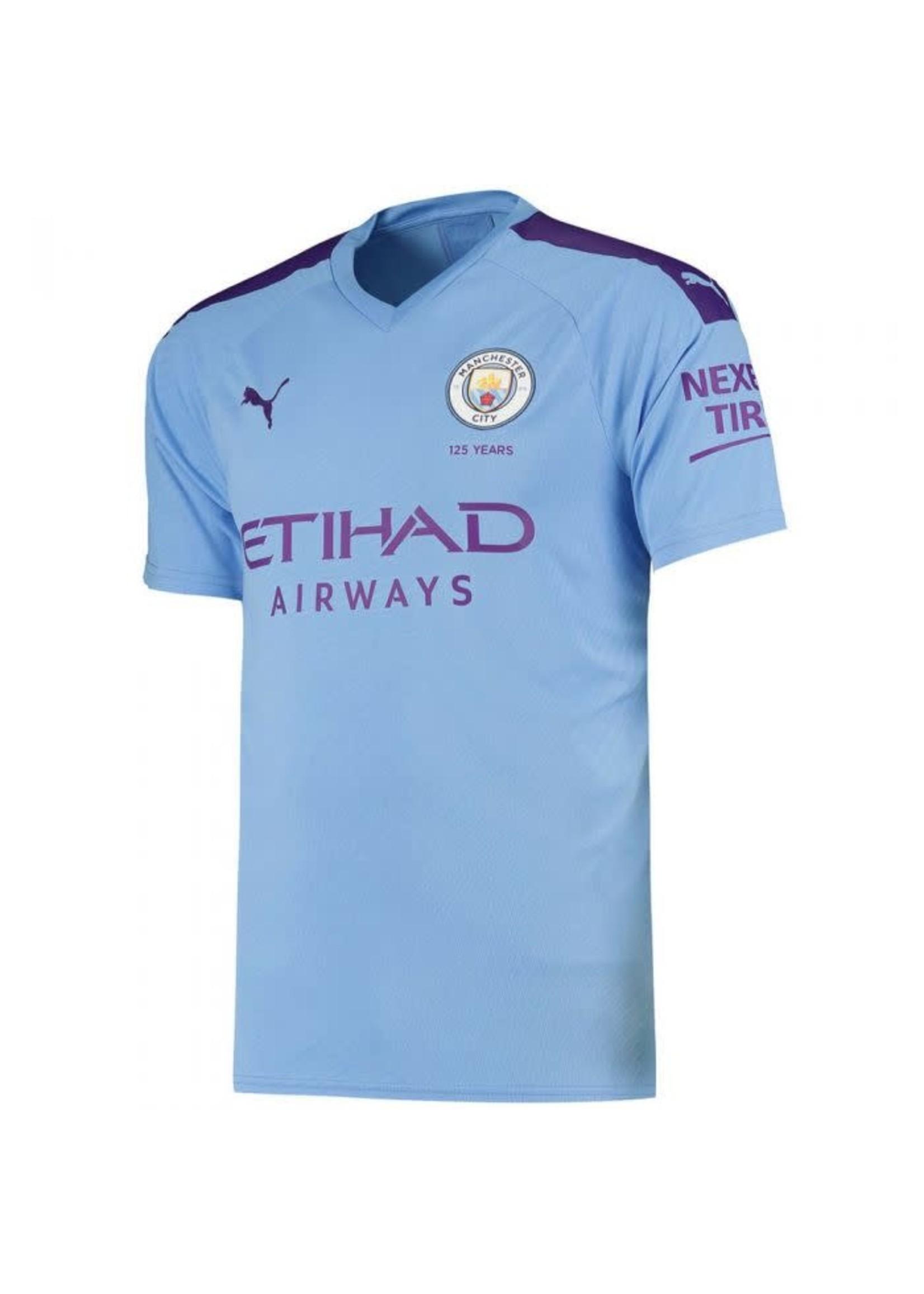 Puma Manchester City 19/20 Home Jersey Adult