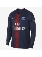 Nike Paris Saint-Germain 18/19 Long Sleeve Home Jersey Adult