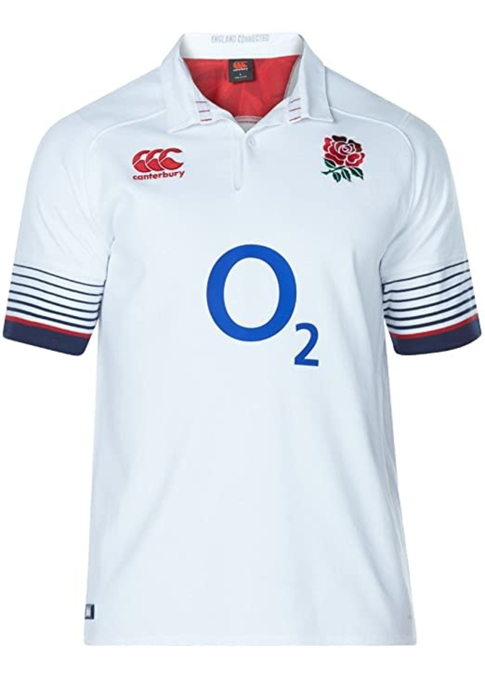Canterbury England Rugby Home Jersey Adult