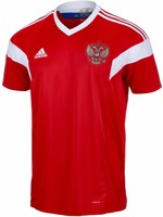Adidas Russia 18/19 Home Jersey Adult