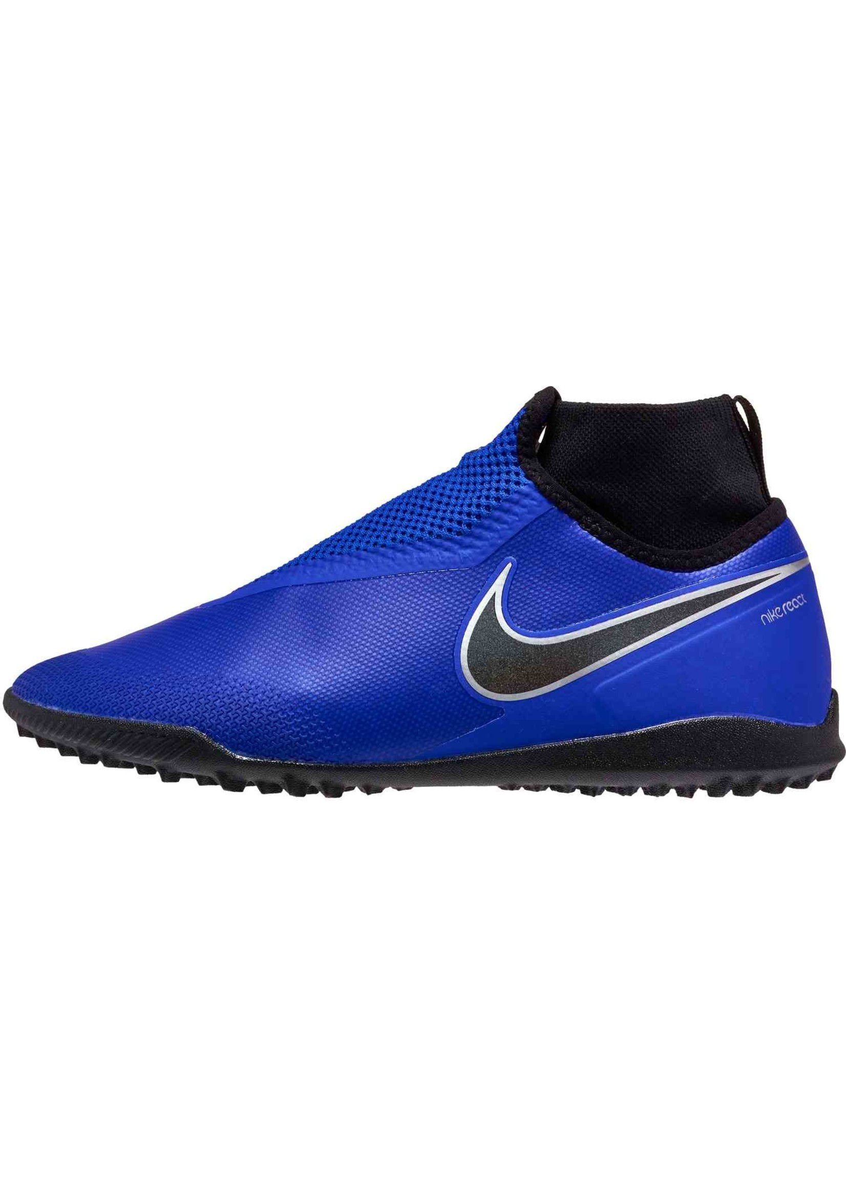 Nike React Phantom VSN Pro DF TF - Blue/Grey