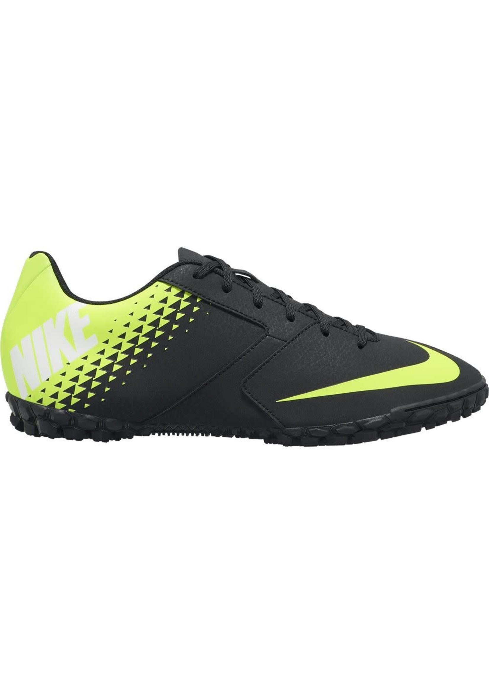 Nike Bomba TF - Black/Volt