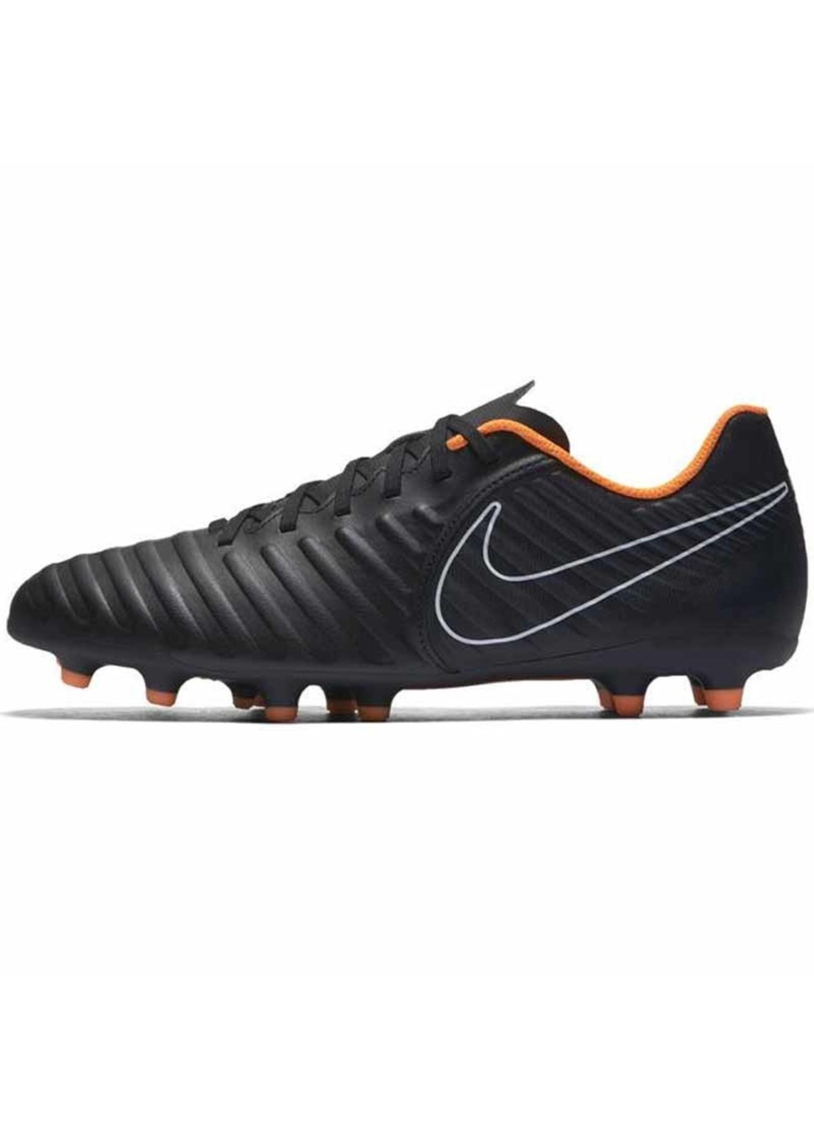 Nike Jr Legend 7 Club FG - Black/Orange