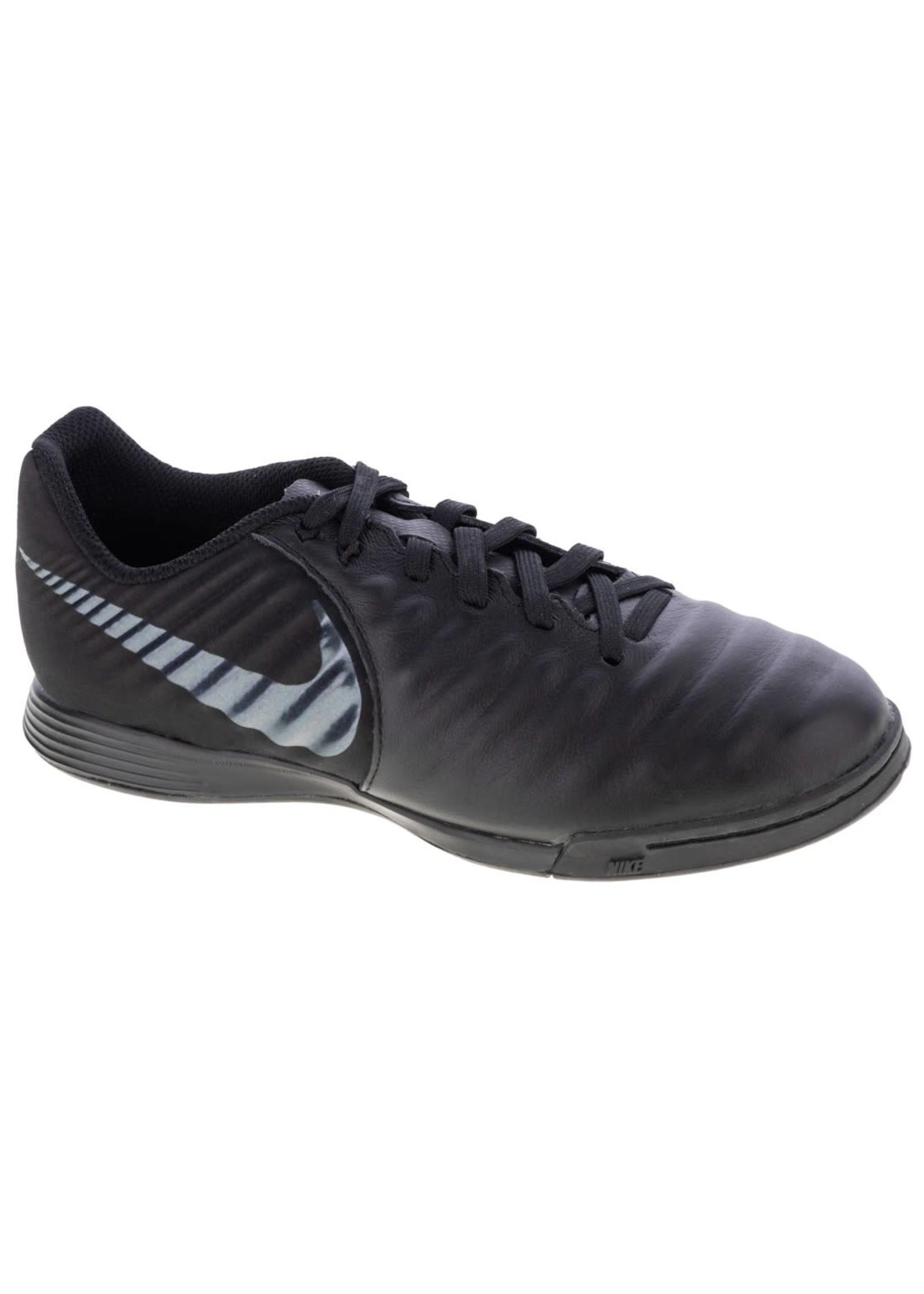 Nike Jr Legend 7 Academy IC - Black/Black
