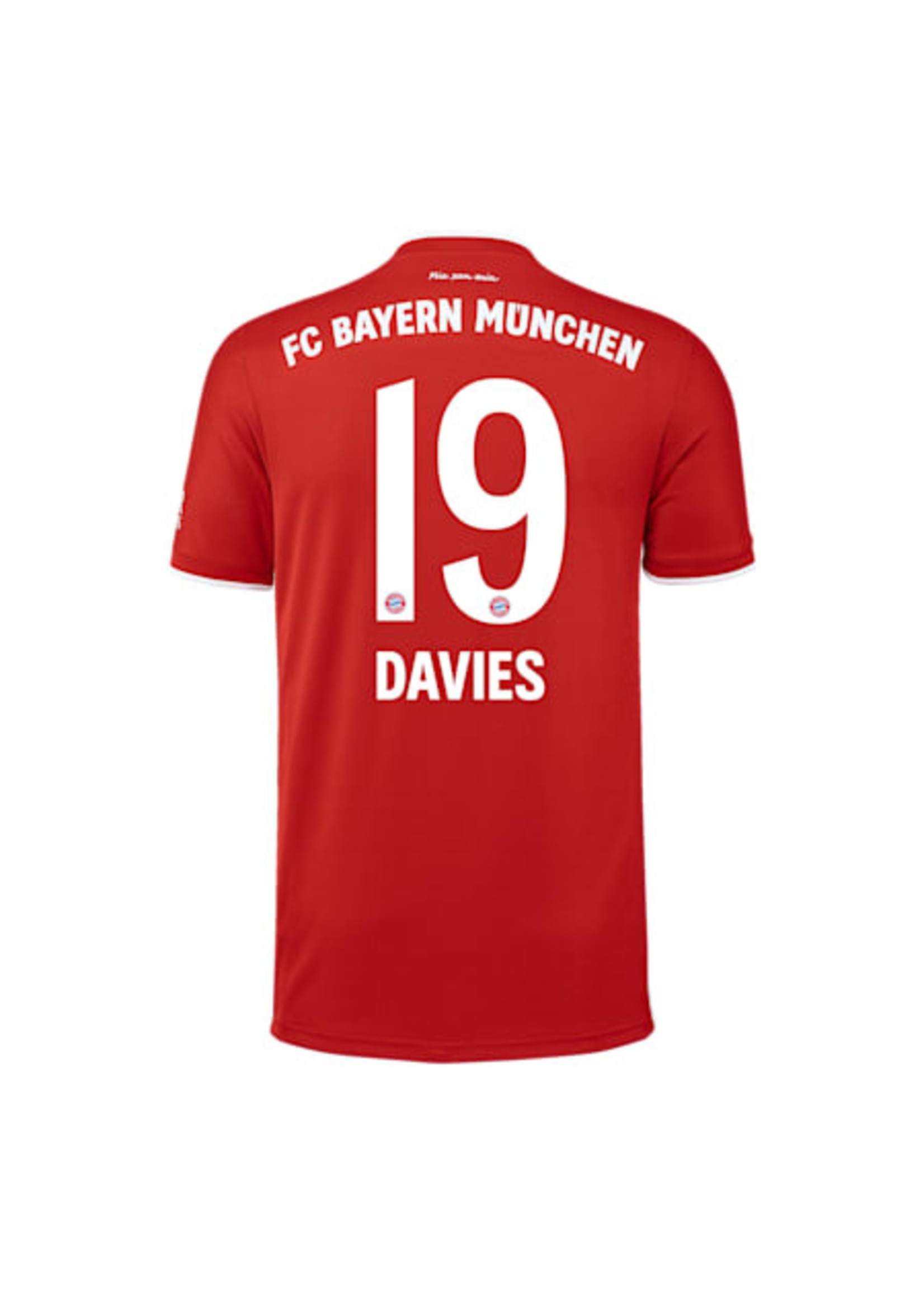 Official Name and Number 20/21