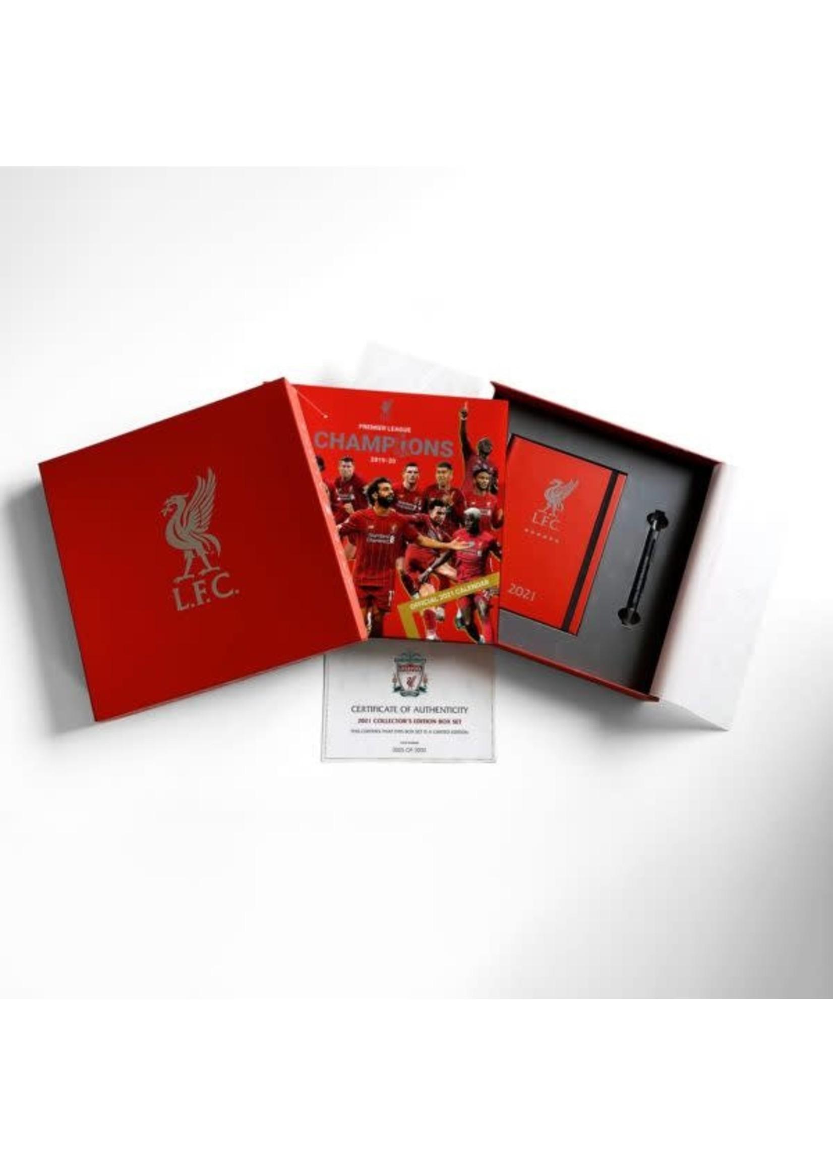Liverpool 2021 Music Gift Box
