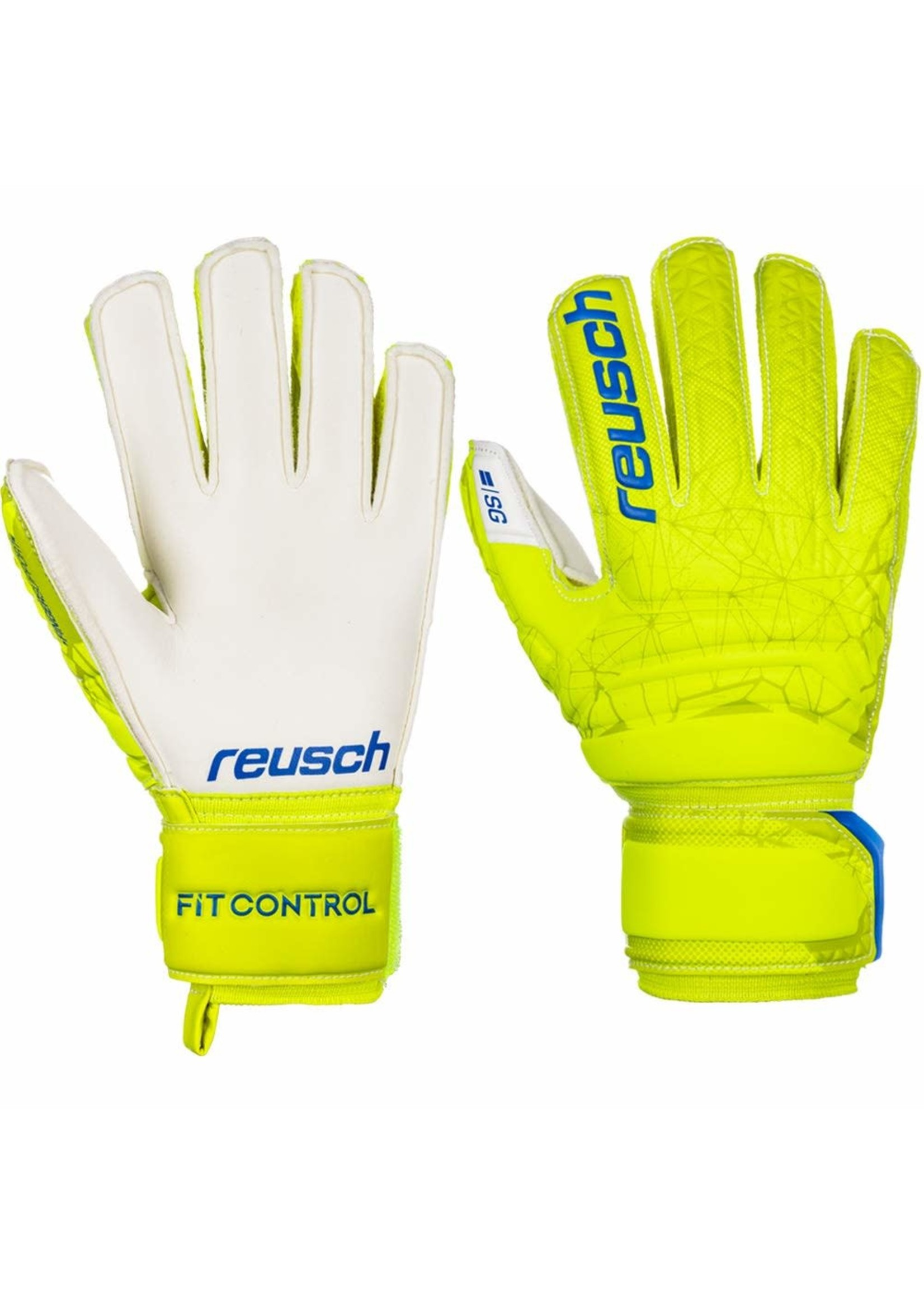 Reusch Fit Control SG Finger Support Junior