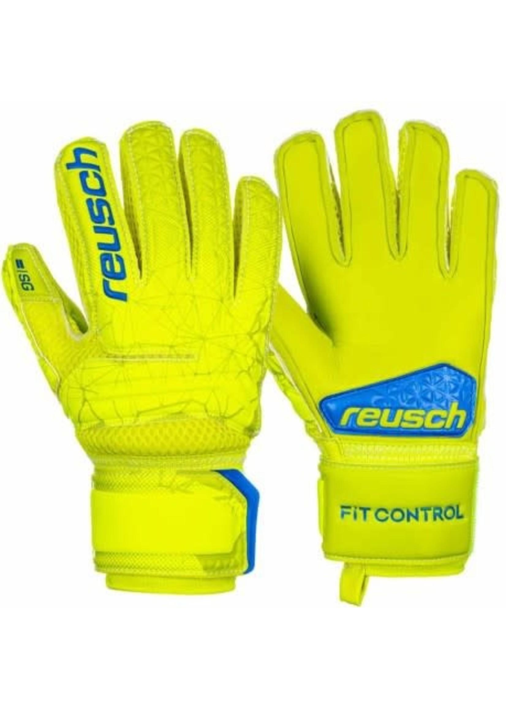 Reusch Fit Control Pro G3 Extra Finger Support  Junior