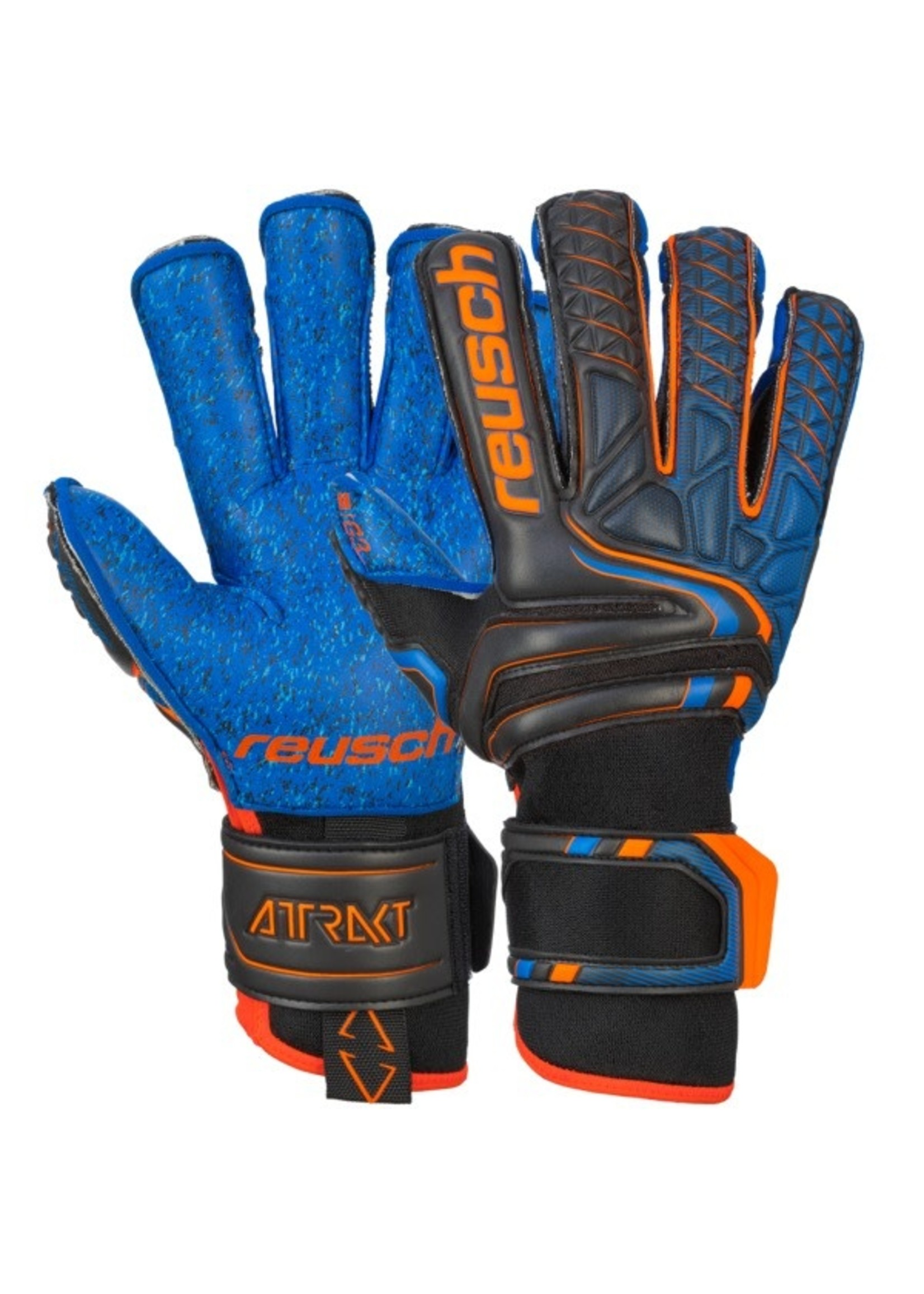 Reusch Attrakt G3 Fusion Evolution Finger Support