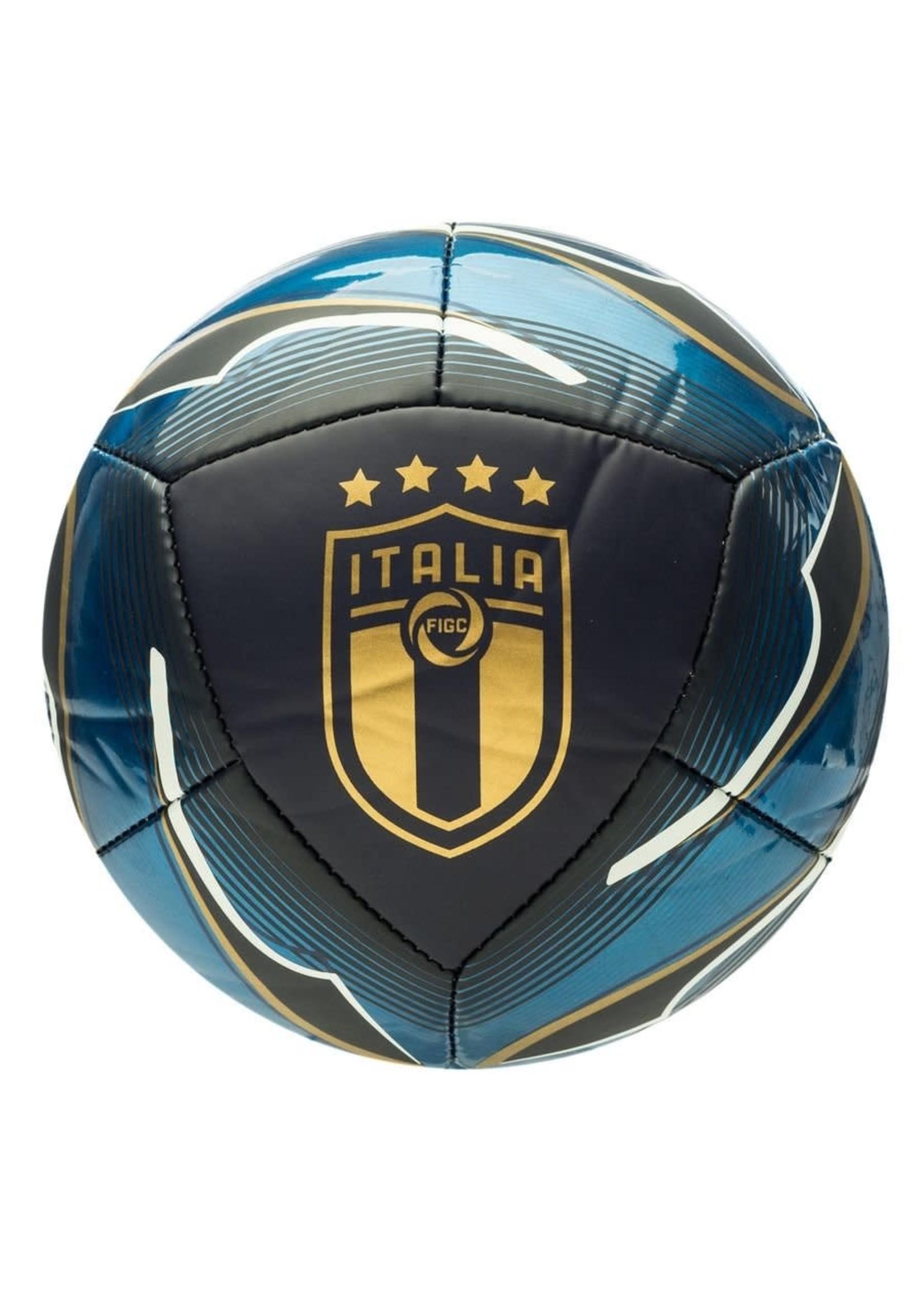 Puma FIGC Icon Mini Ball Blue