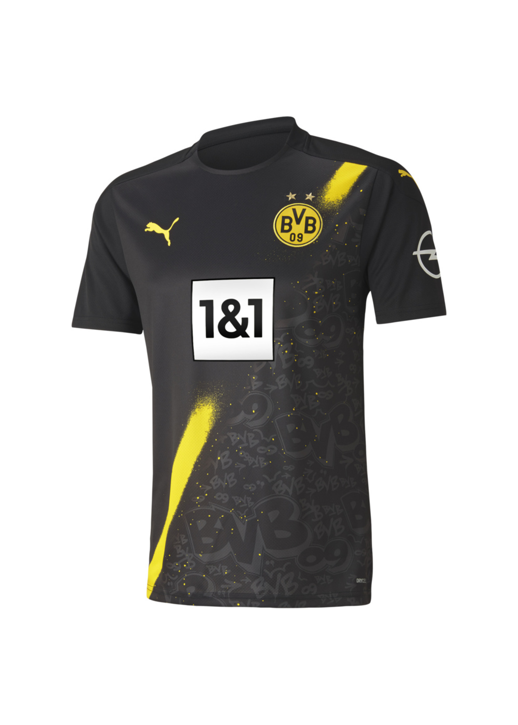 Puma Borussia Dortmund 20/21 Away Jersey Adult