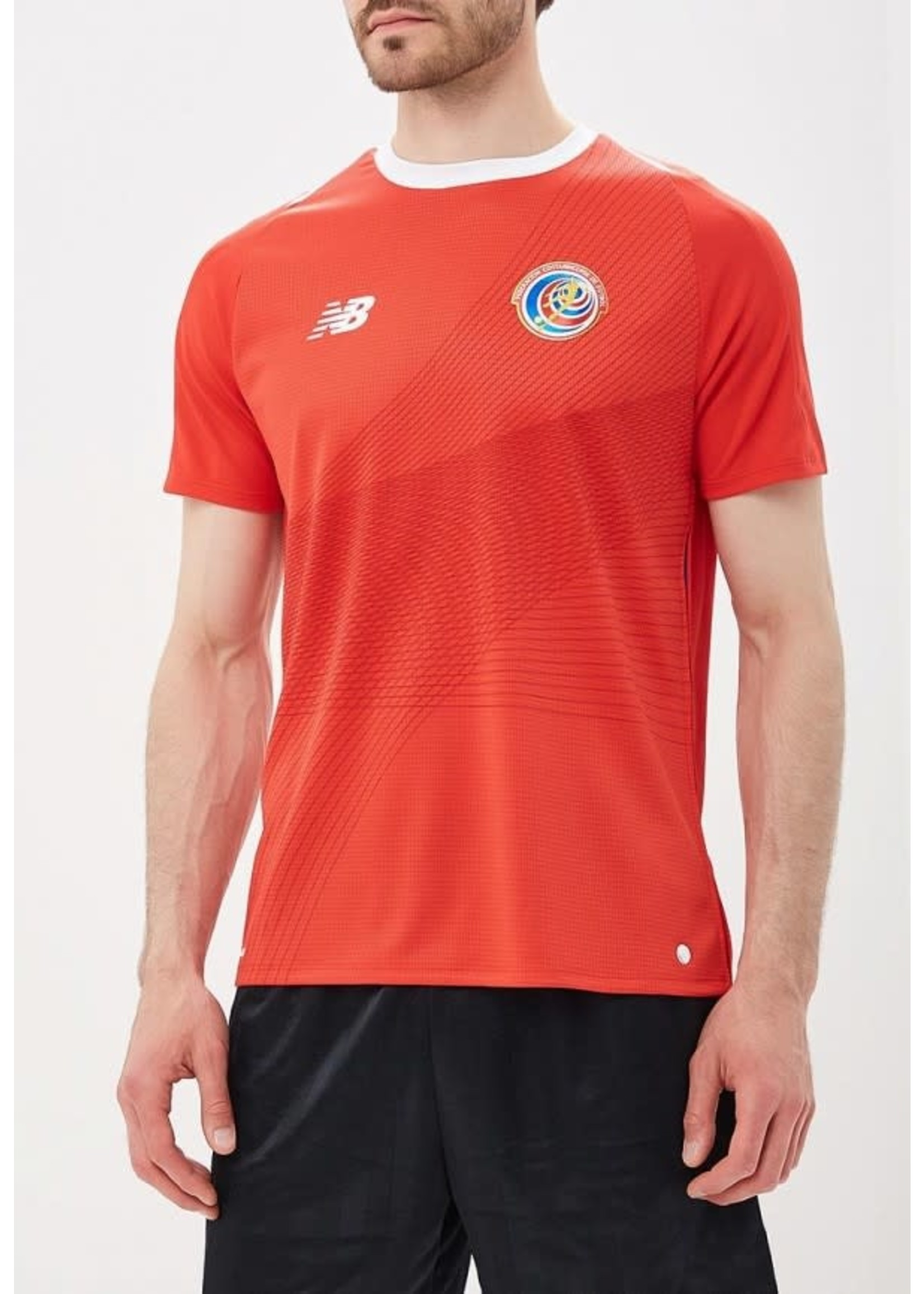 New Balance Costa Rica 18/19 Home Jersey Adult