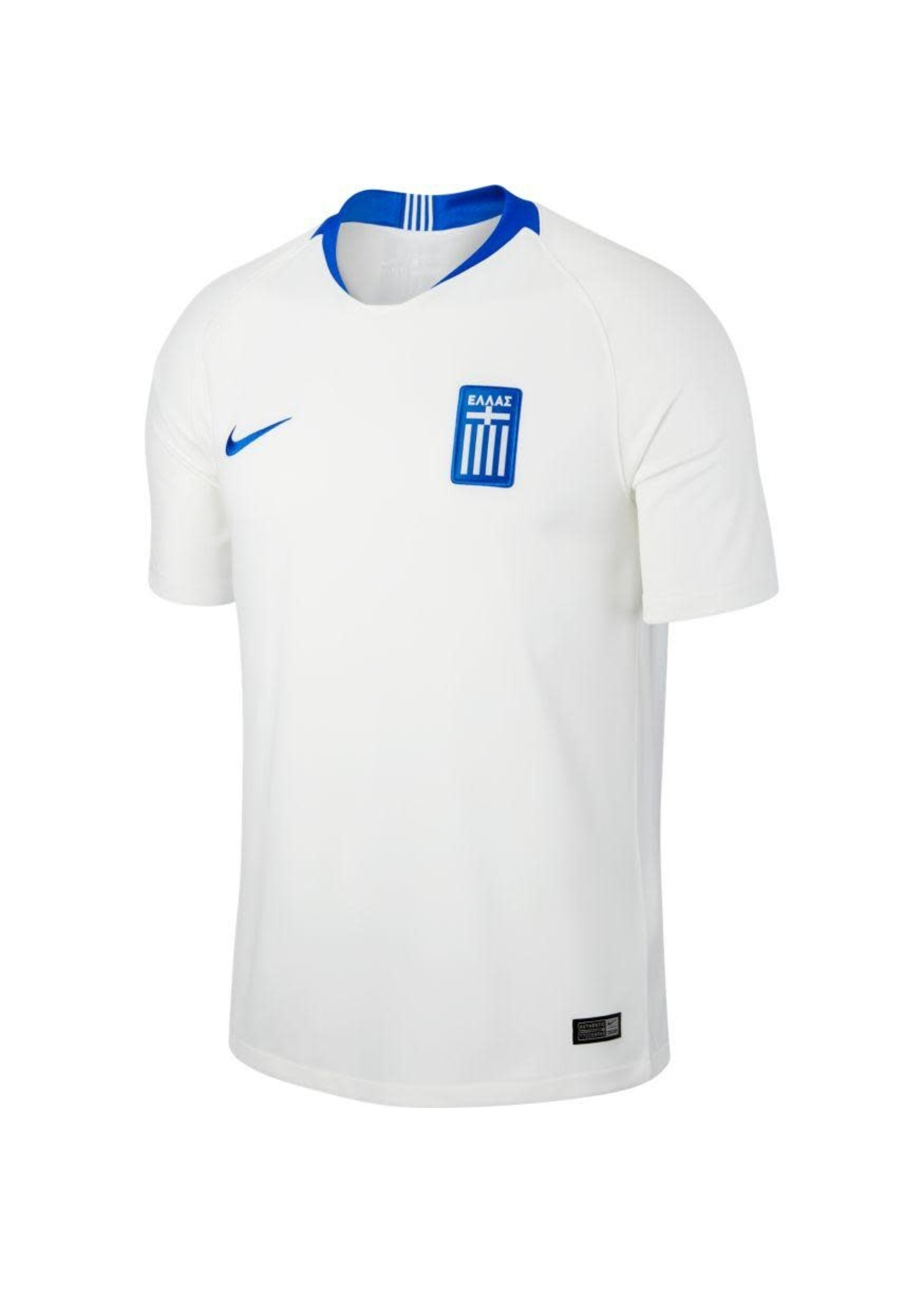 Nike Greece 18/19 Home Jersey Adult