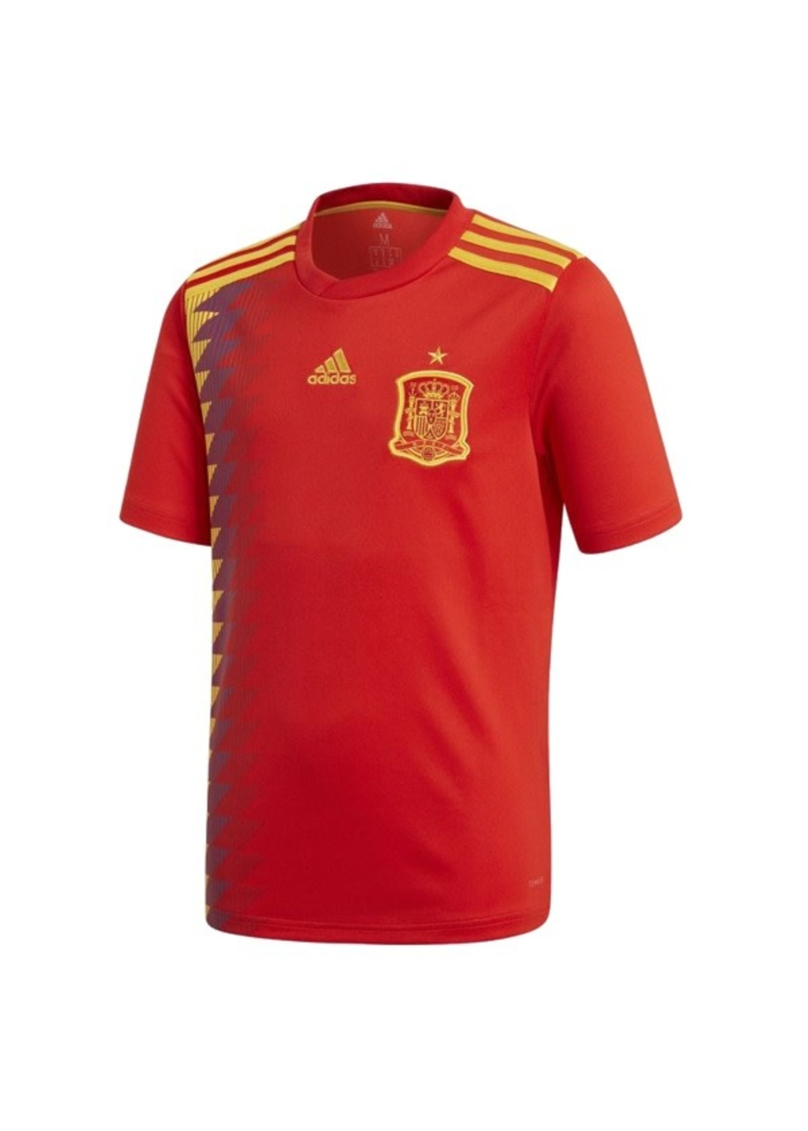 Adidas Spain 18/19 Home Jersey Youth