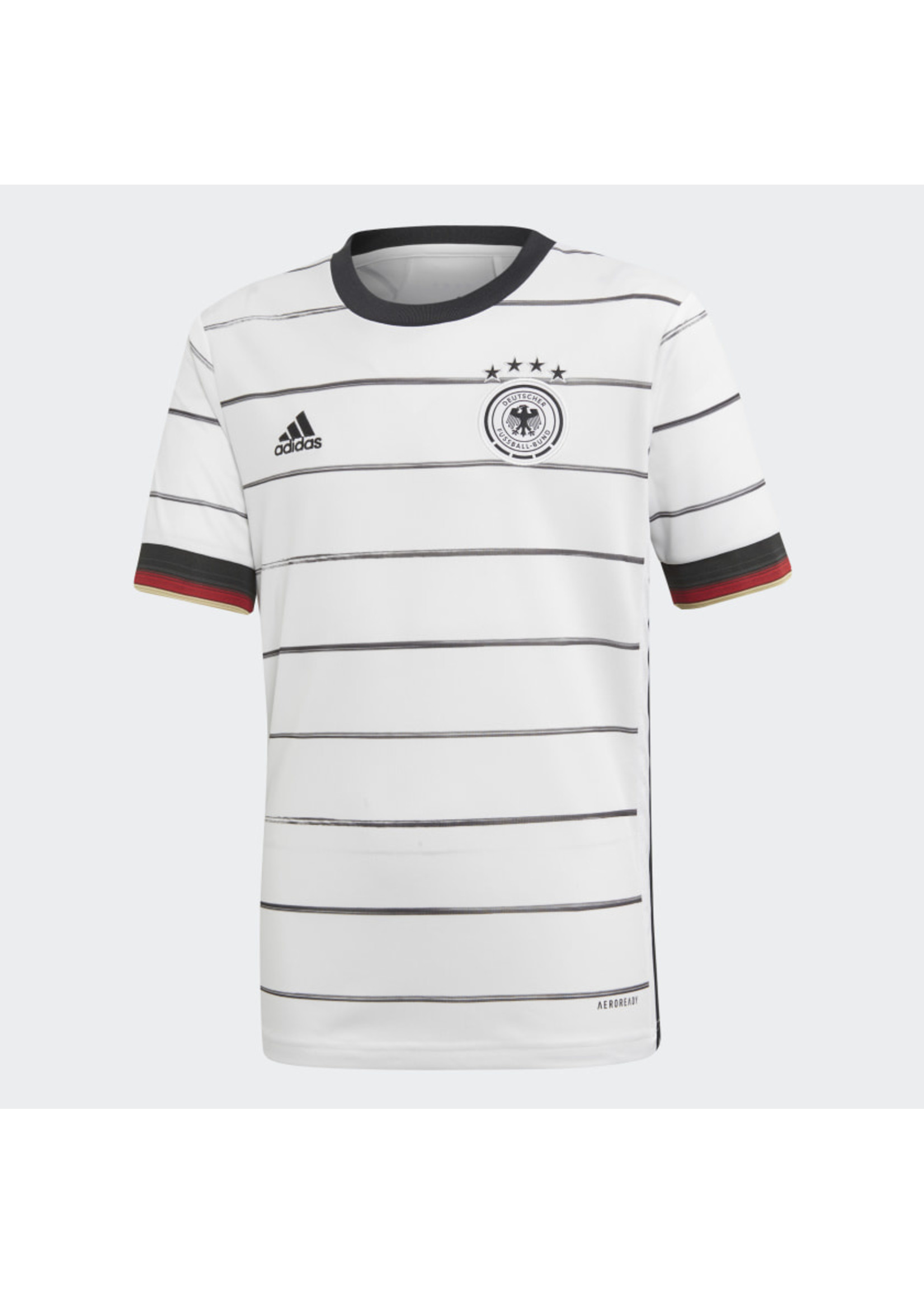 Adidas Germany 20/21 Home Jersey Youth