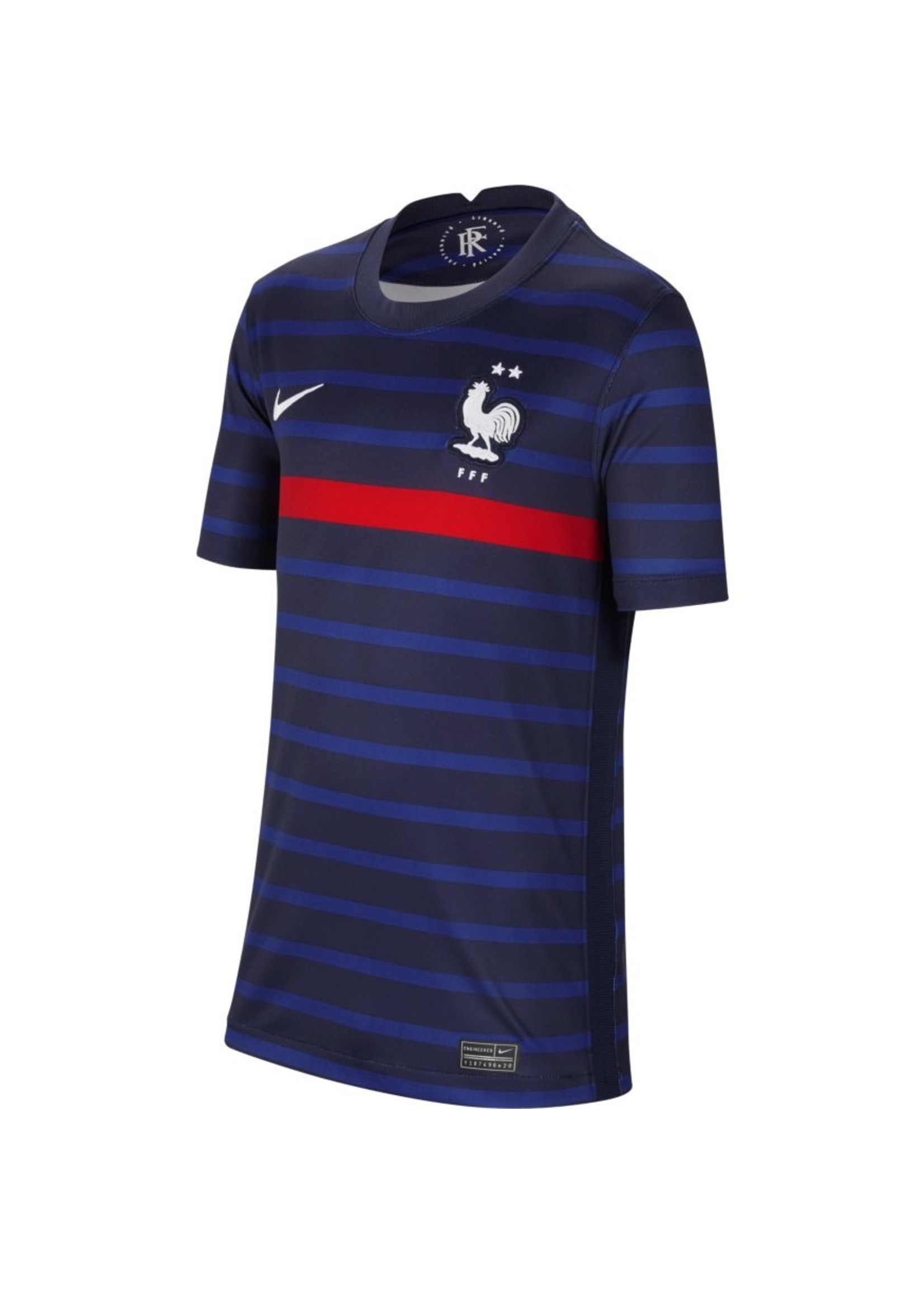 Nike France 20/21 Home Jersey Youth
