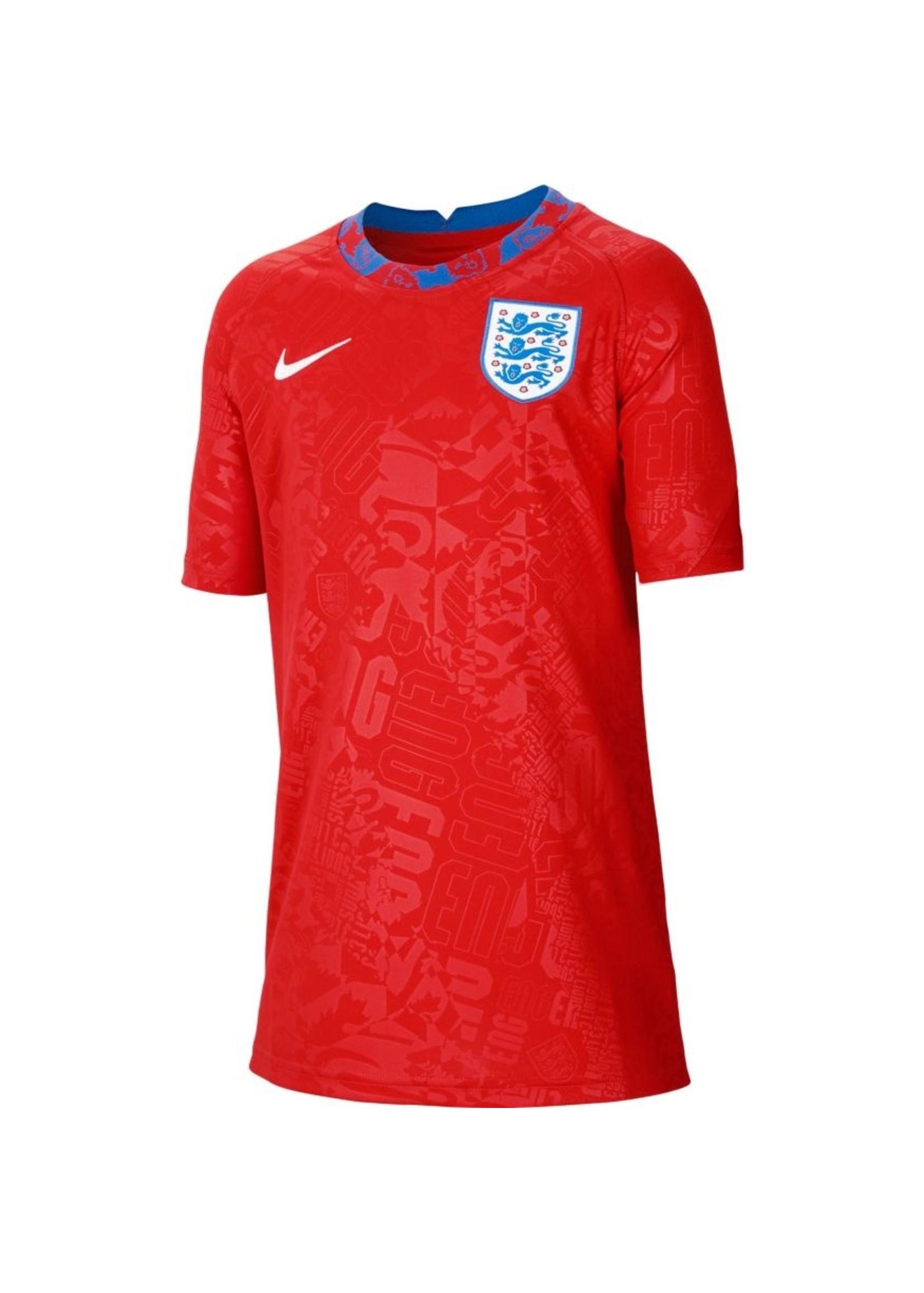 Nike England 20/21 Training Jersey Youth