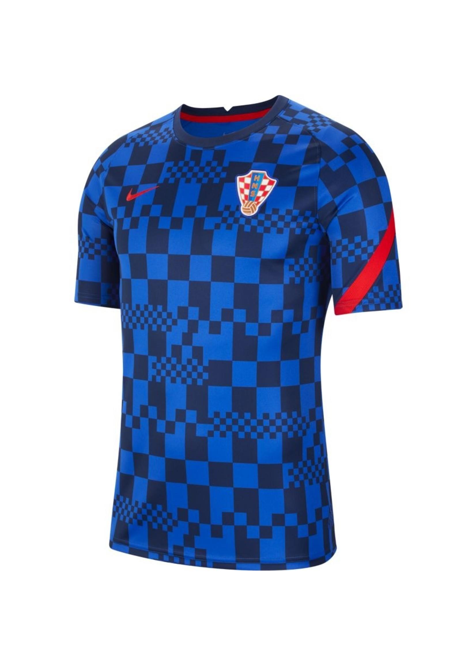 Nike Croatia 20/21 Training Jersey Adult