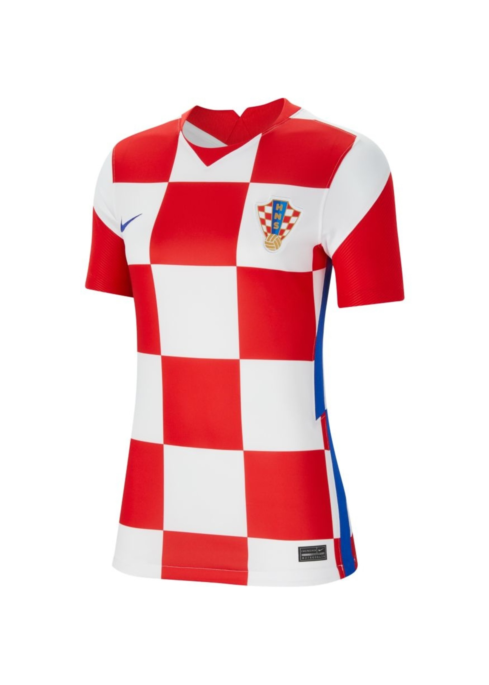 Nike Croatia 20/21 Home Jersey Womens