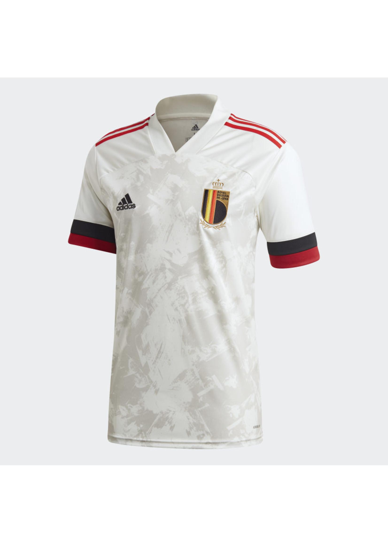 Adidas Belgium 20/21 Away Jersey Adult