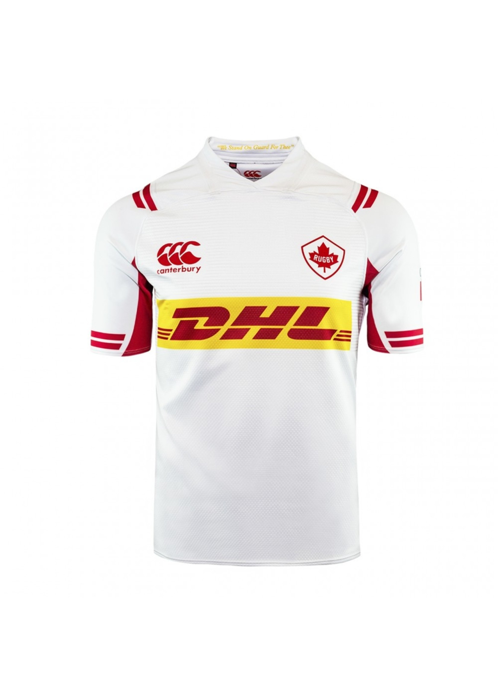 Canterbury Canada Rugby Away Jersey Youth
