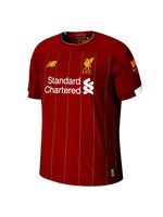 New Balance Liverpool 19/20 Home Jersey Adult