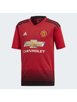 Adidas Manchester United 18/19 - Pogba Home Jersey Youth