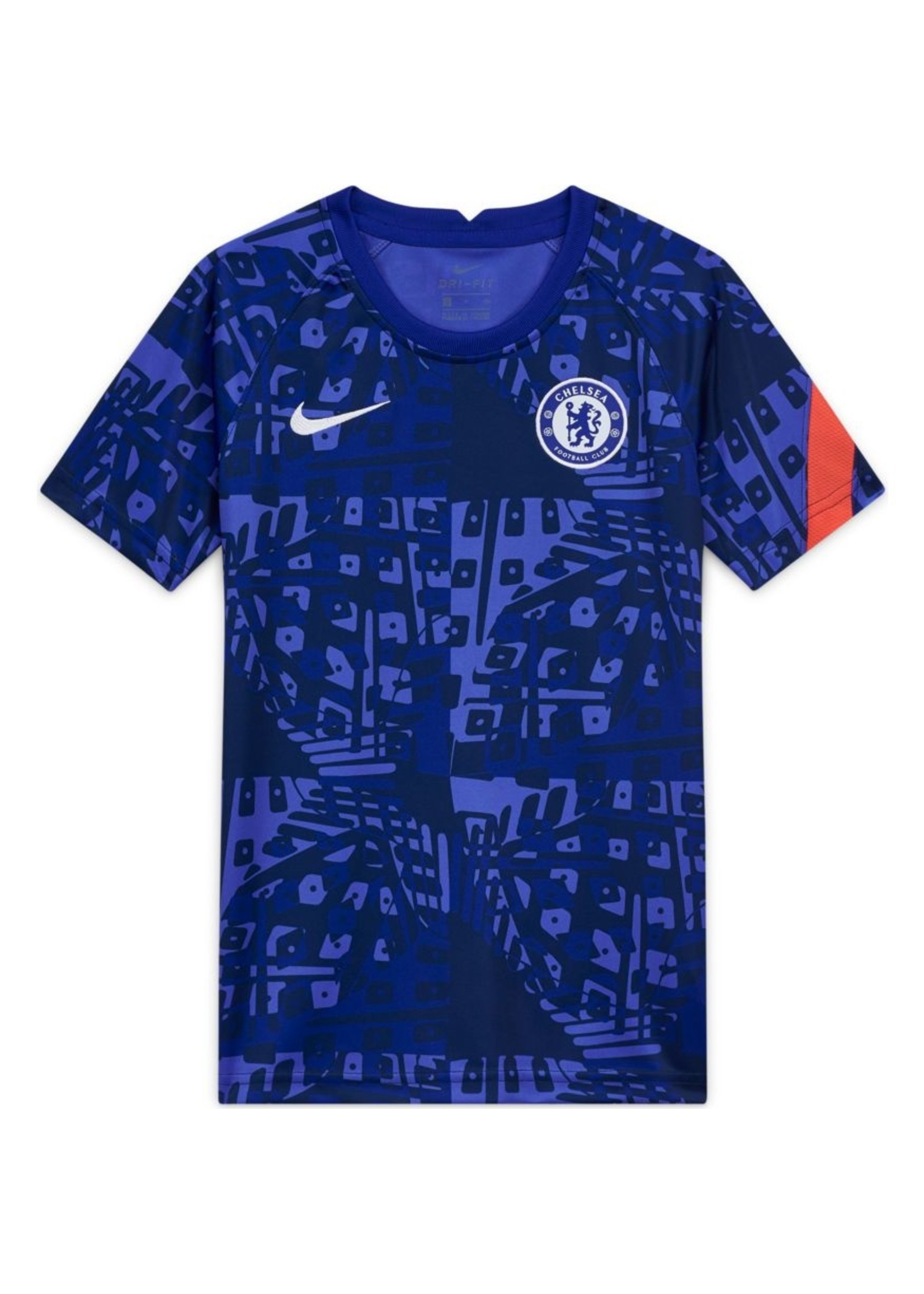 Nike Chelsea 20/21 Pre Match Jersey Youth