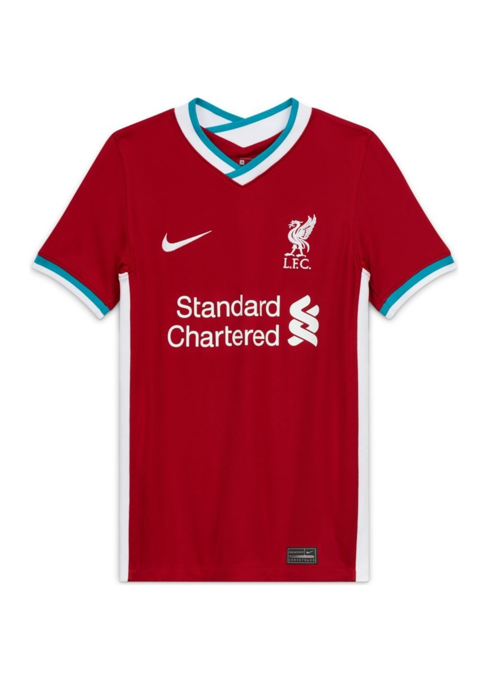 Nike Liverpool 20/21 Home Jersey Youth